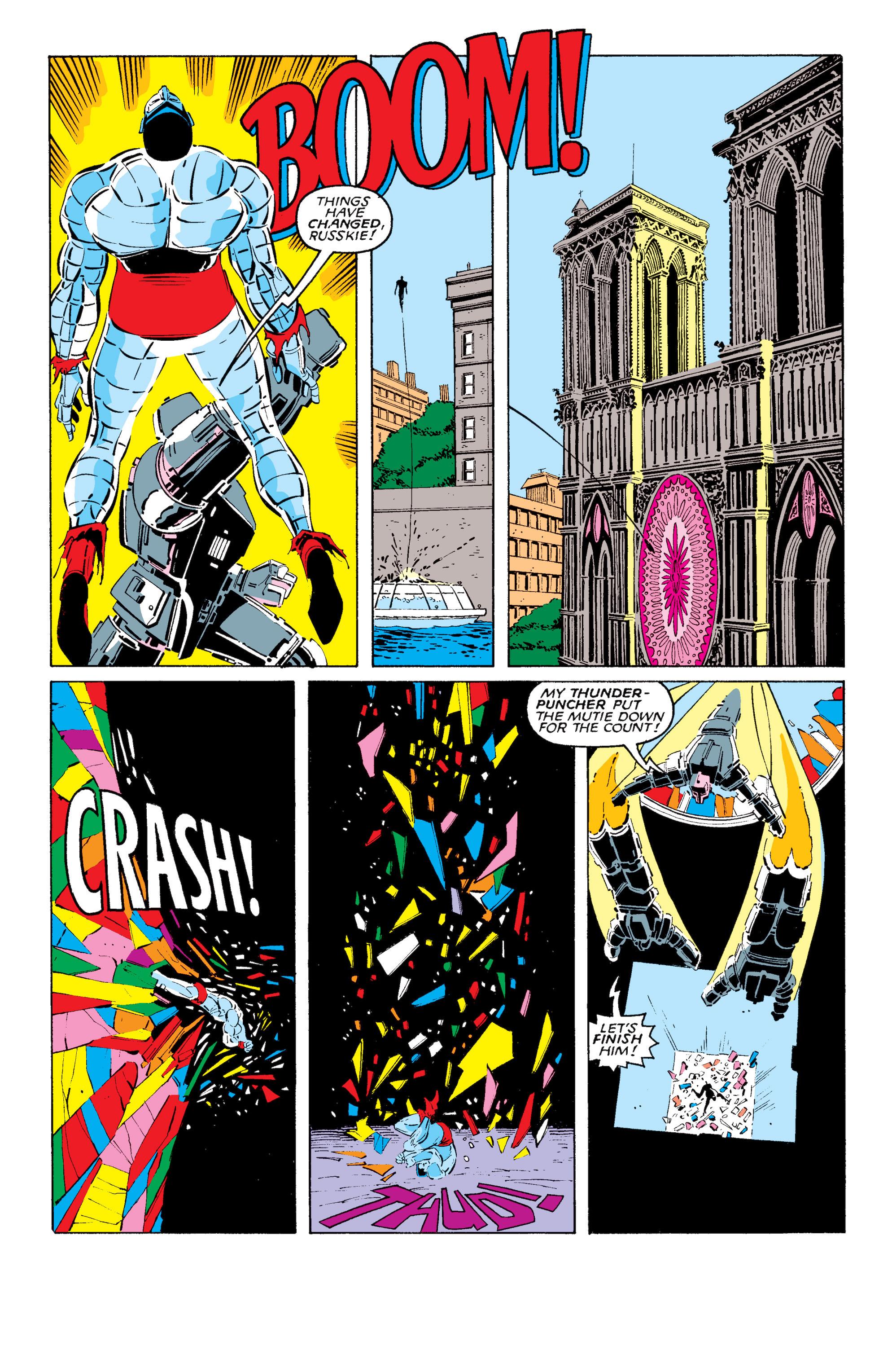 Read online Uncanny X-Men (1963) comic -  Issue #200 - 30