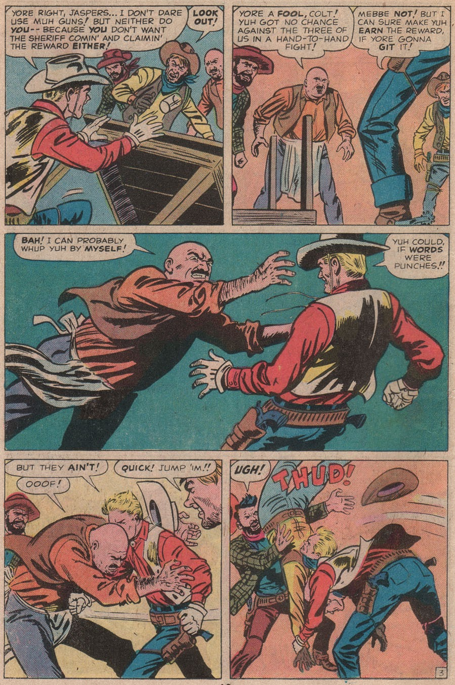 Kid Colt Outlaw issue 211 - Page 18