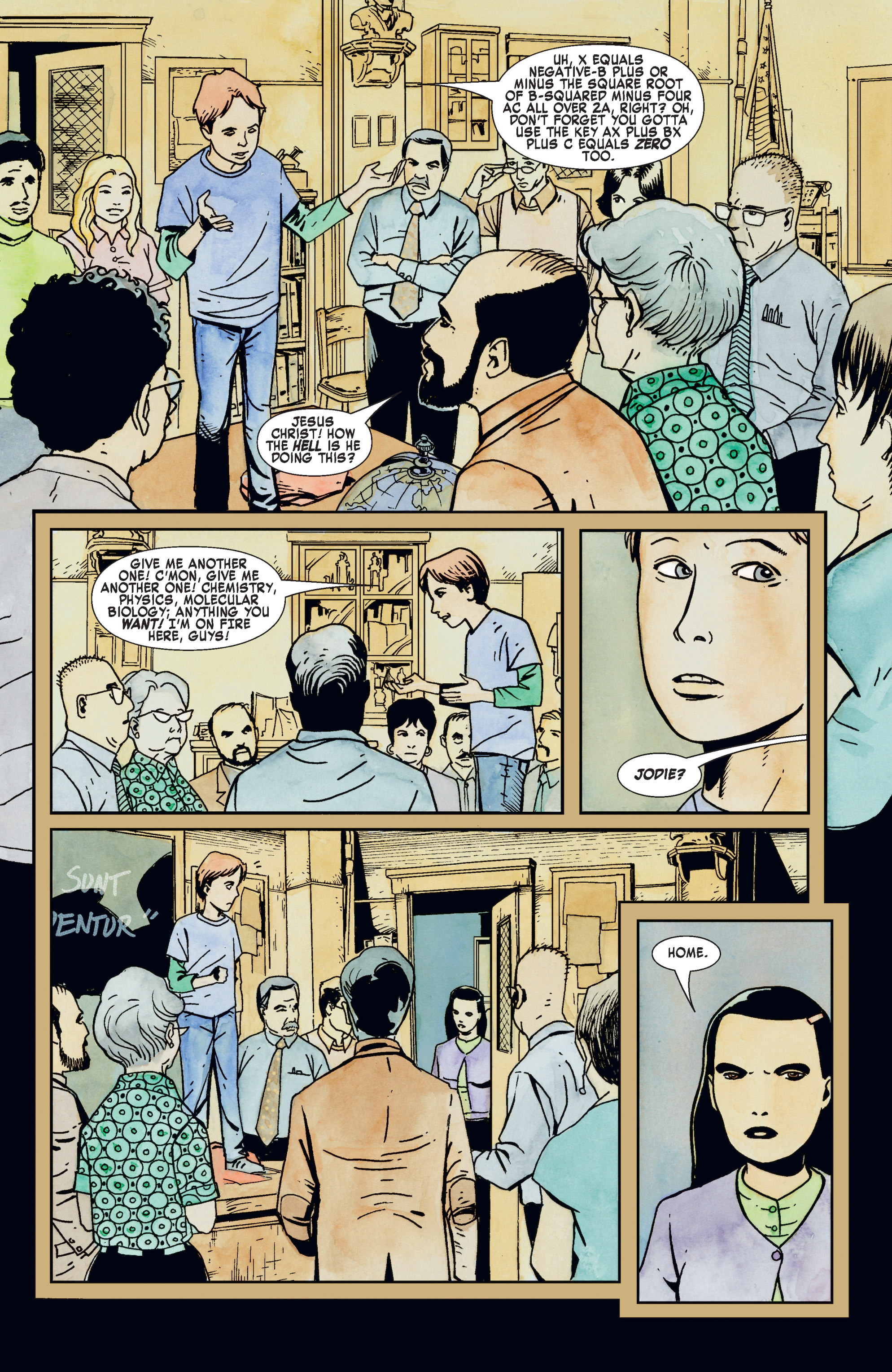 Read online American Jesus comic -  Issue # TPB - 23