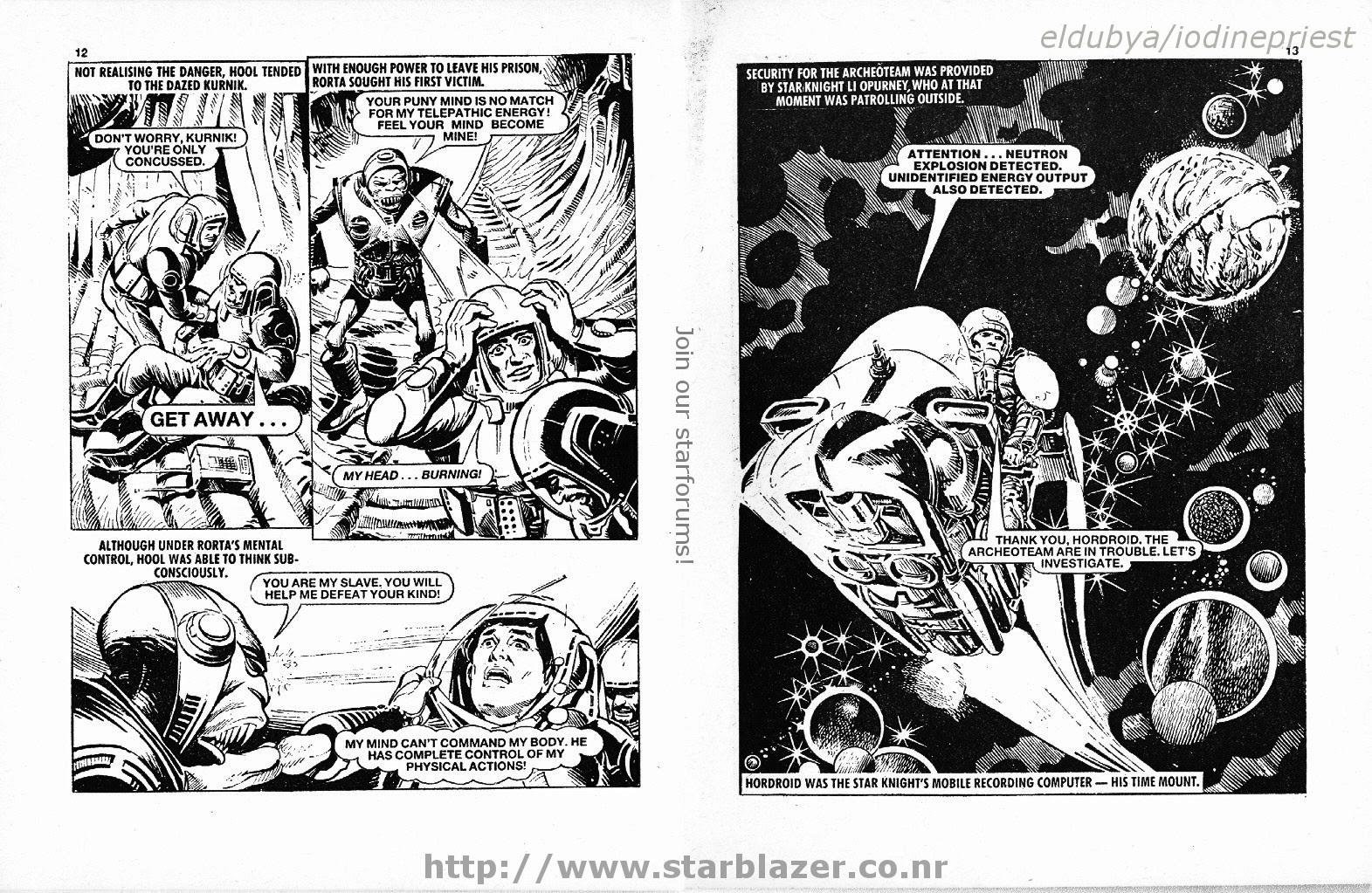 Starblazer issue 171 - Page 8