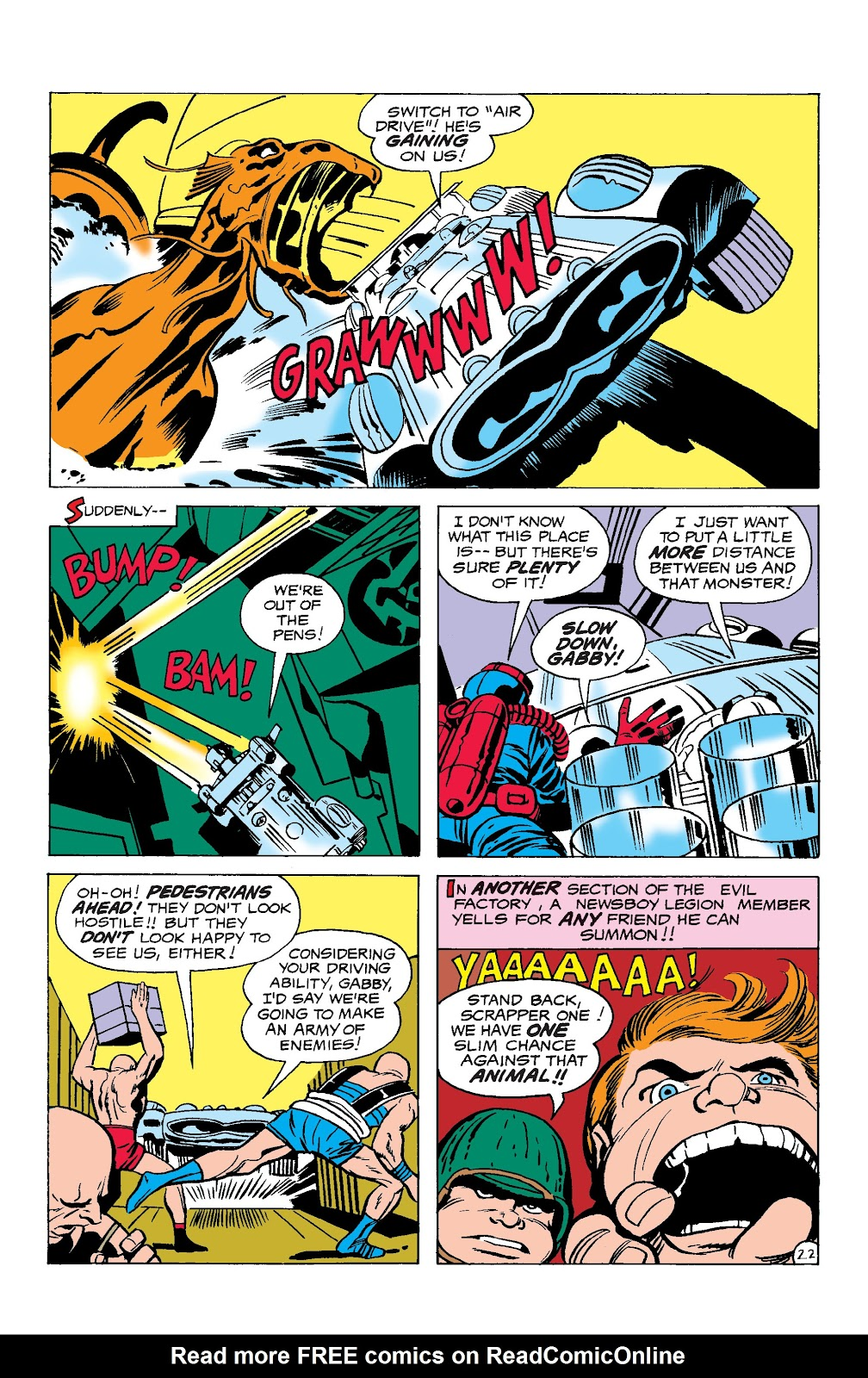 Read online Superman's Pal, Jimmy Olsen by Jack Kirby comic -  Issue # TPB (Part 3) - 84