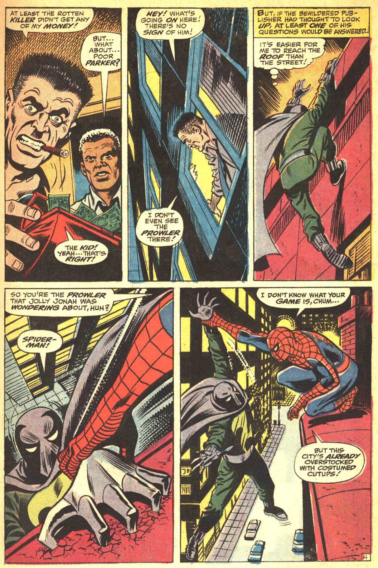 The Amazing Spider-Man (1963) 79 Page 4