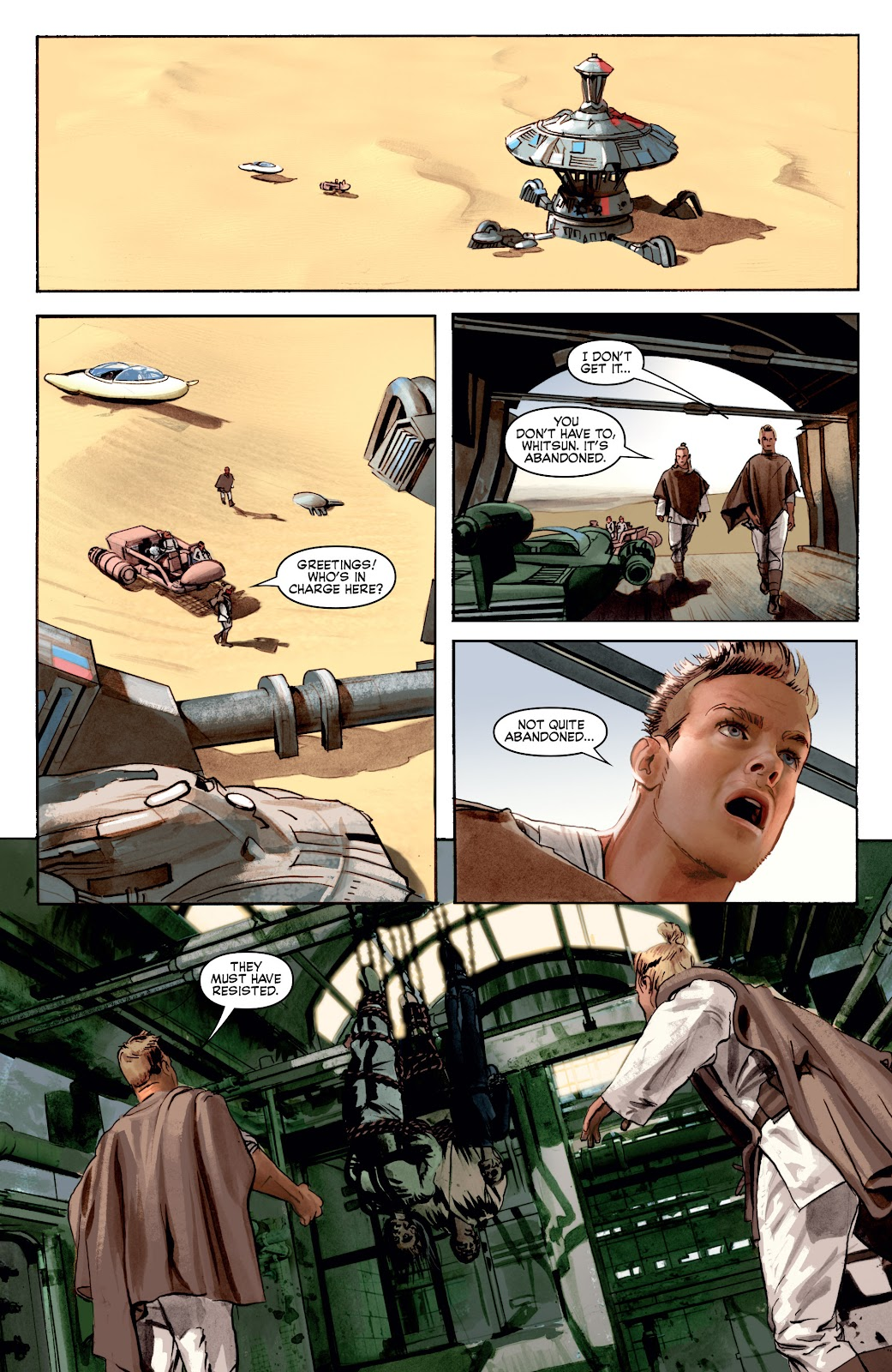 Read online Star Wars Legends: Infinities - Epic Collection comic -  Issue # TPB (Part 4) - 62