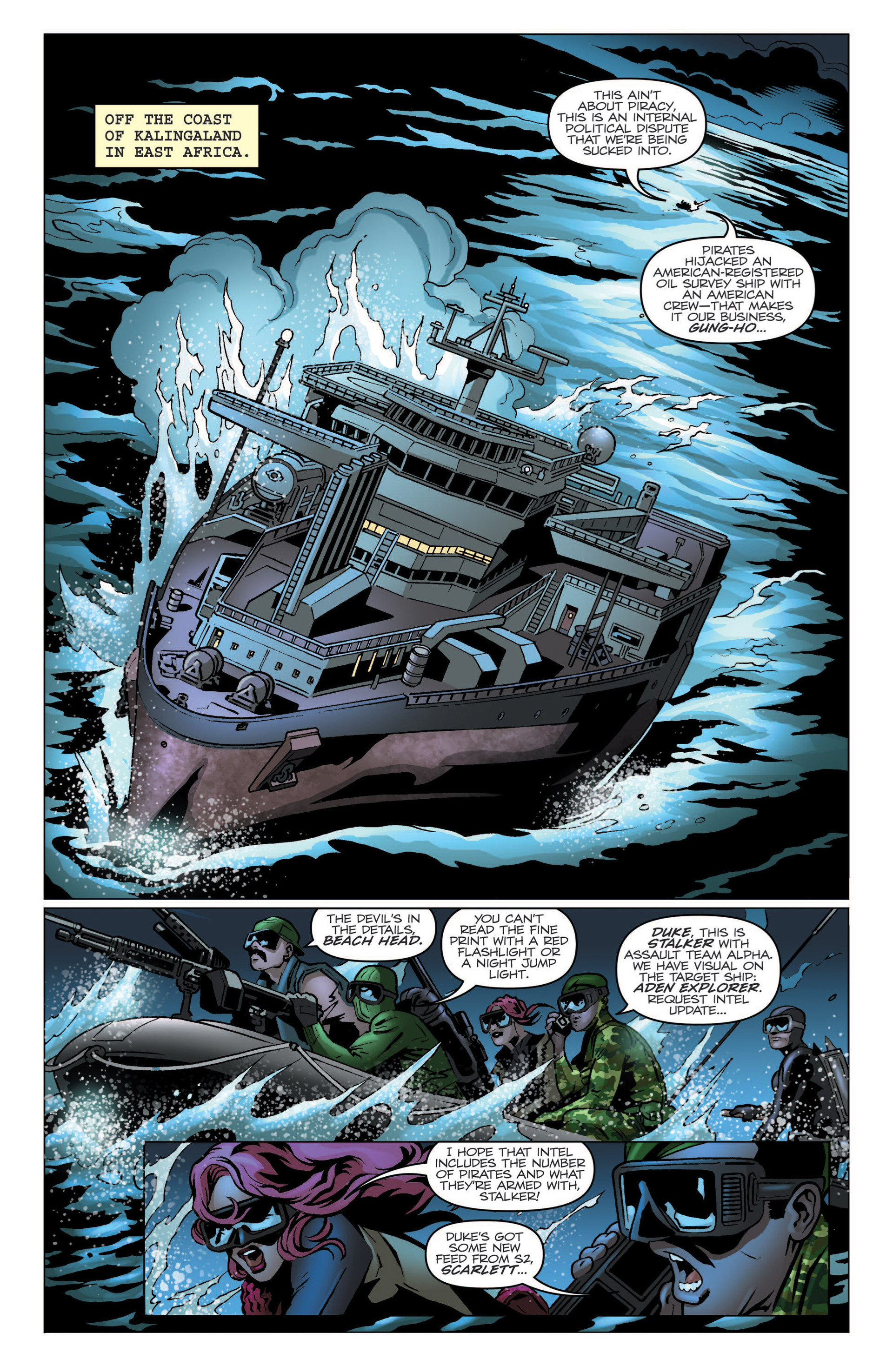 G.I. Joe: A Real American Hero 188 Page 2