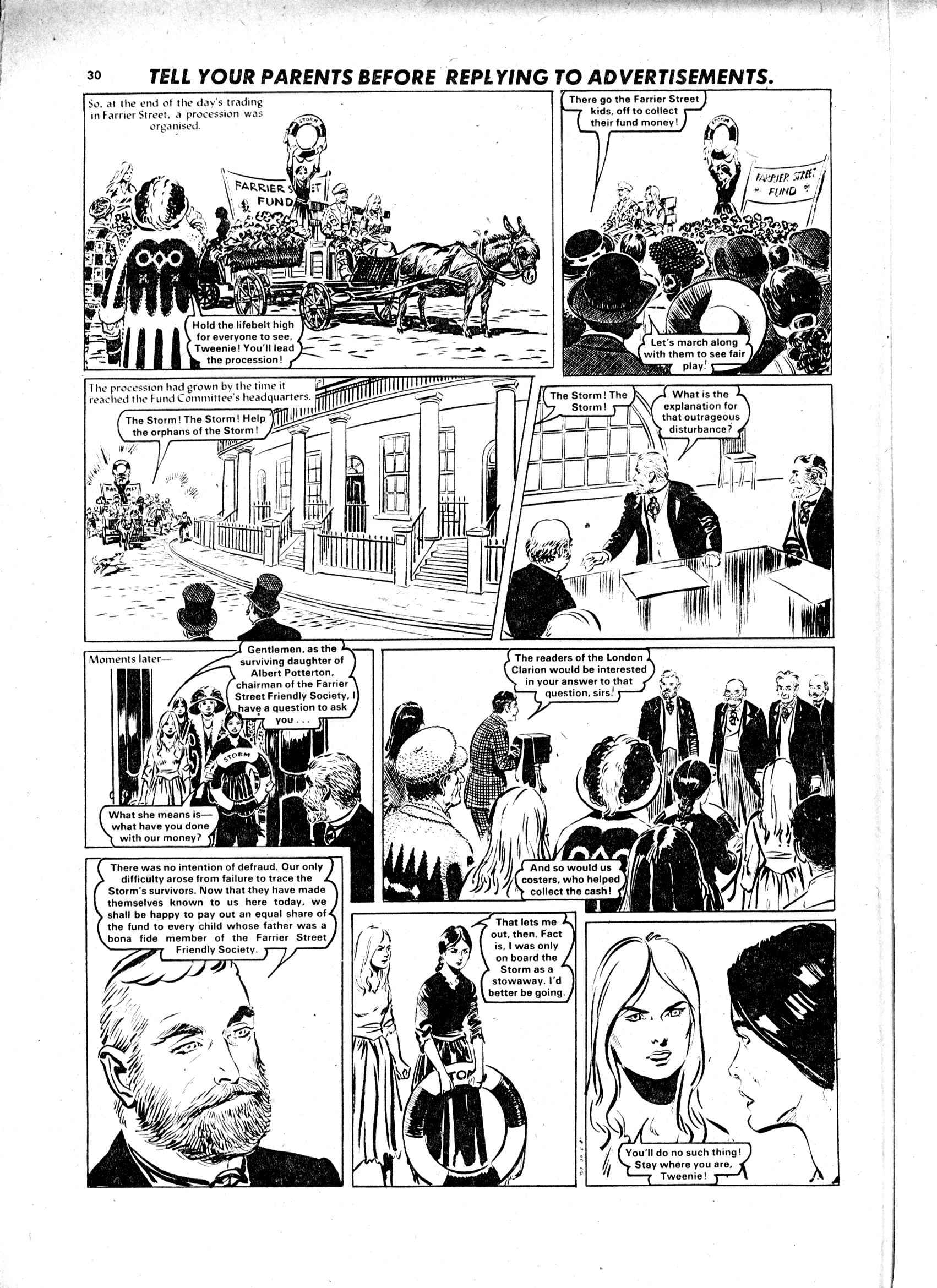 Read online Judy comic -  Issue #1116 - 30