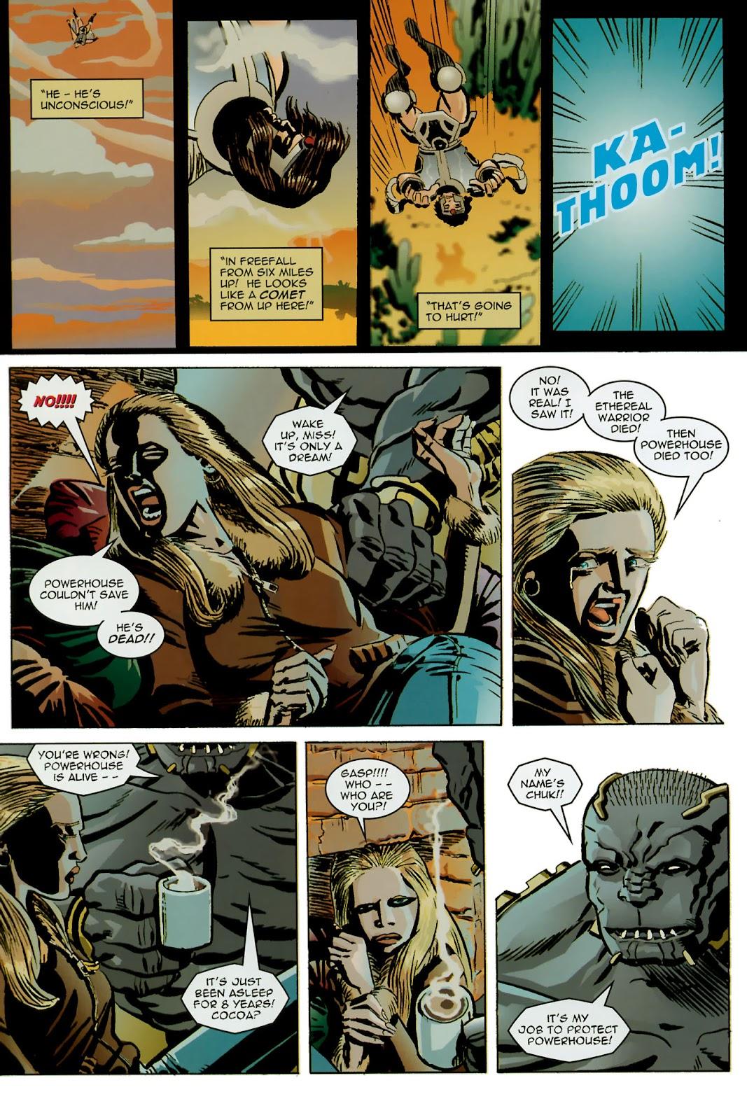 The Savage Dragon (1993) Issue #150 #153 - English 53
