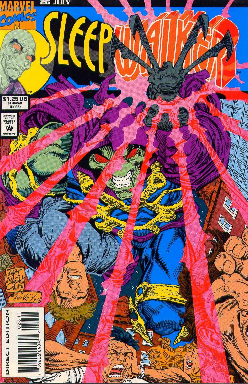 Read online Sleepwalker comic -  Issue #26 - 1