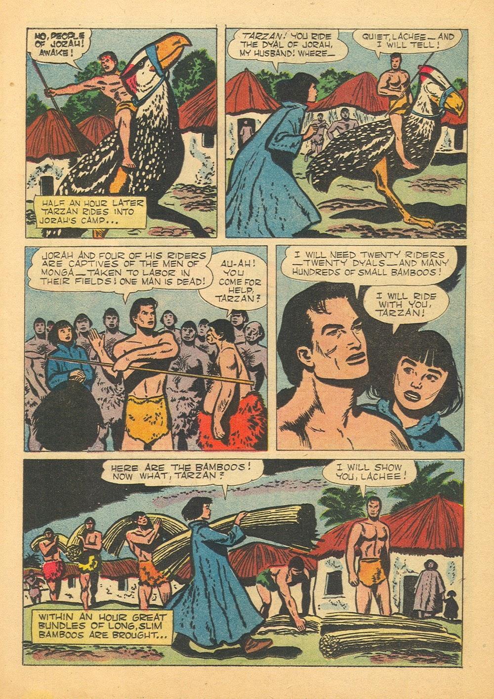 Tarzan (1948) issue 60 - Page 16