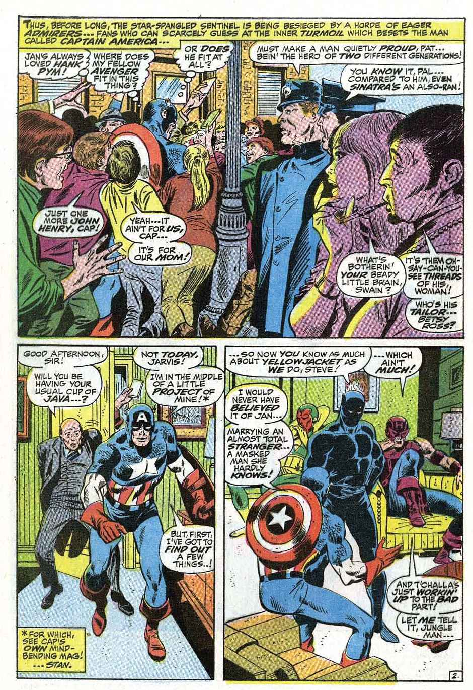 The Avengers (1963) 60 Page 3