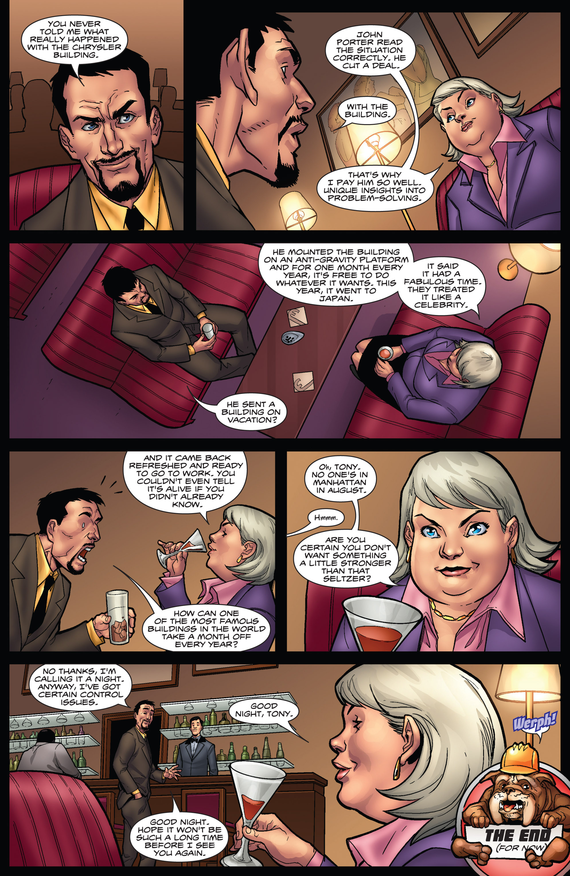 Read online WWH Aftersmash: Damage Control comic -  Issue #3 - 23