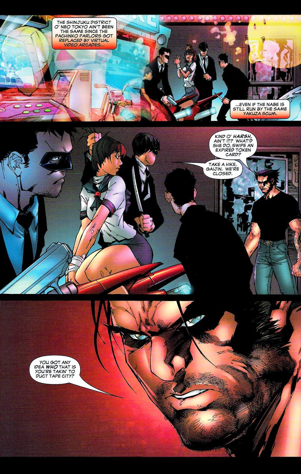 Read online Age of Apocalypse (2005) comic -  Issue #0 - 17