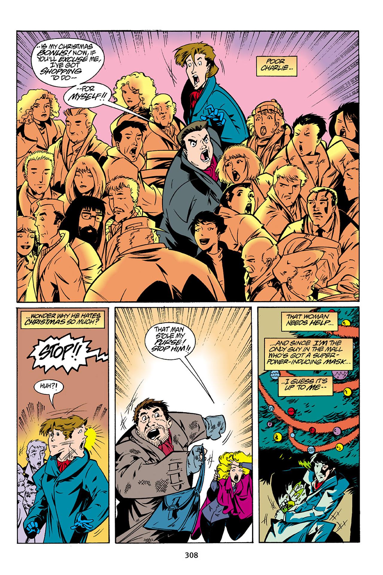 Read online Adventures Of The Mask Omnibus comic -  Issue #Adventures Of The Mask Omnibus Full - 307
