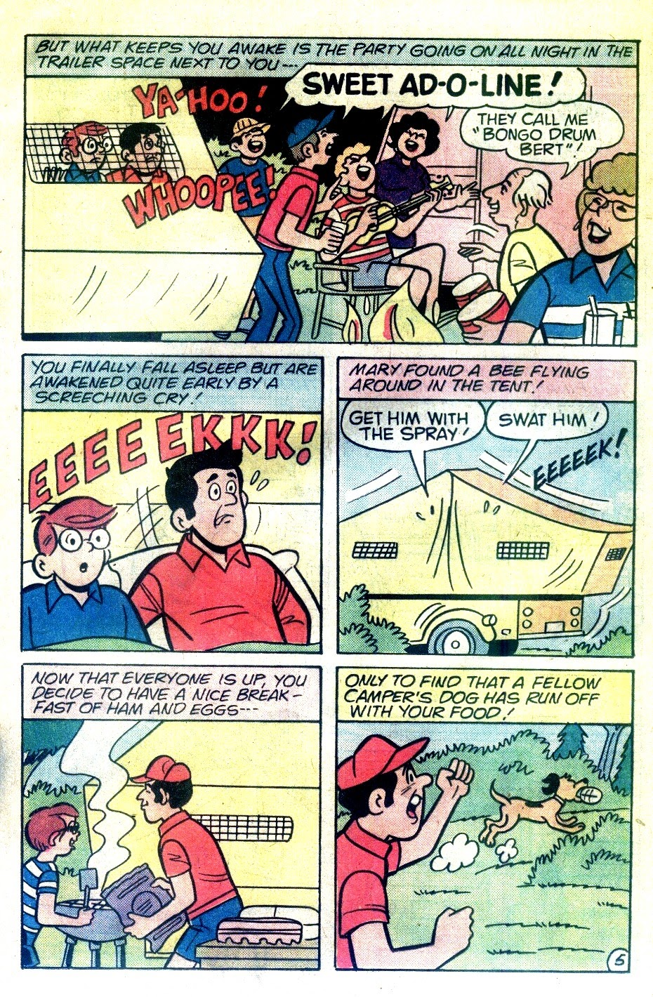 Read online Madhouse Comics comic -  Issue #128 - 17