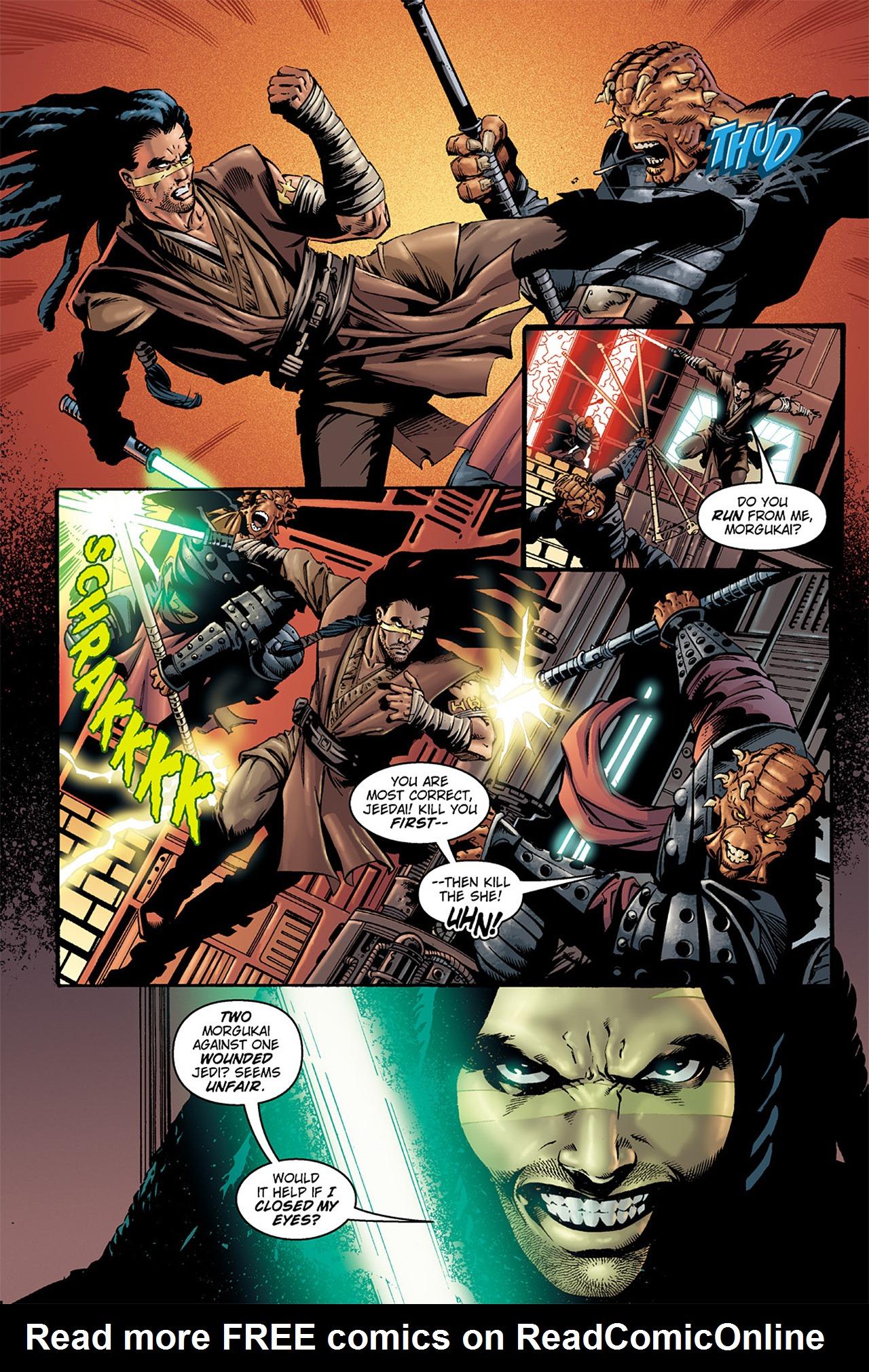 Read online Star Wars Omnibus comic -  Issue # Vol. 15.5 - 202