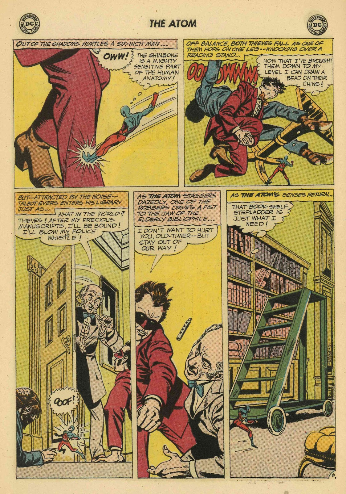The Atom issue 12 - Page 26