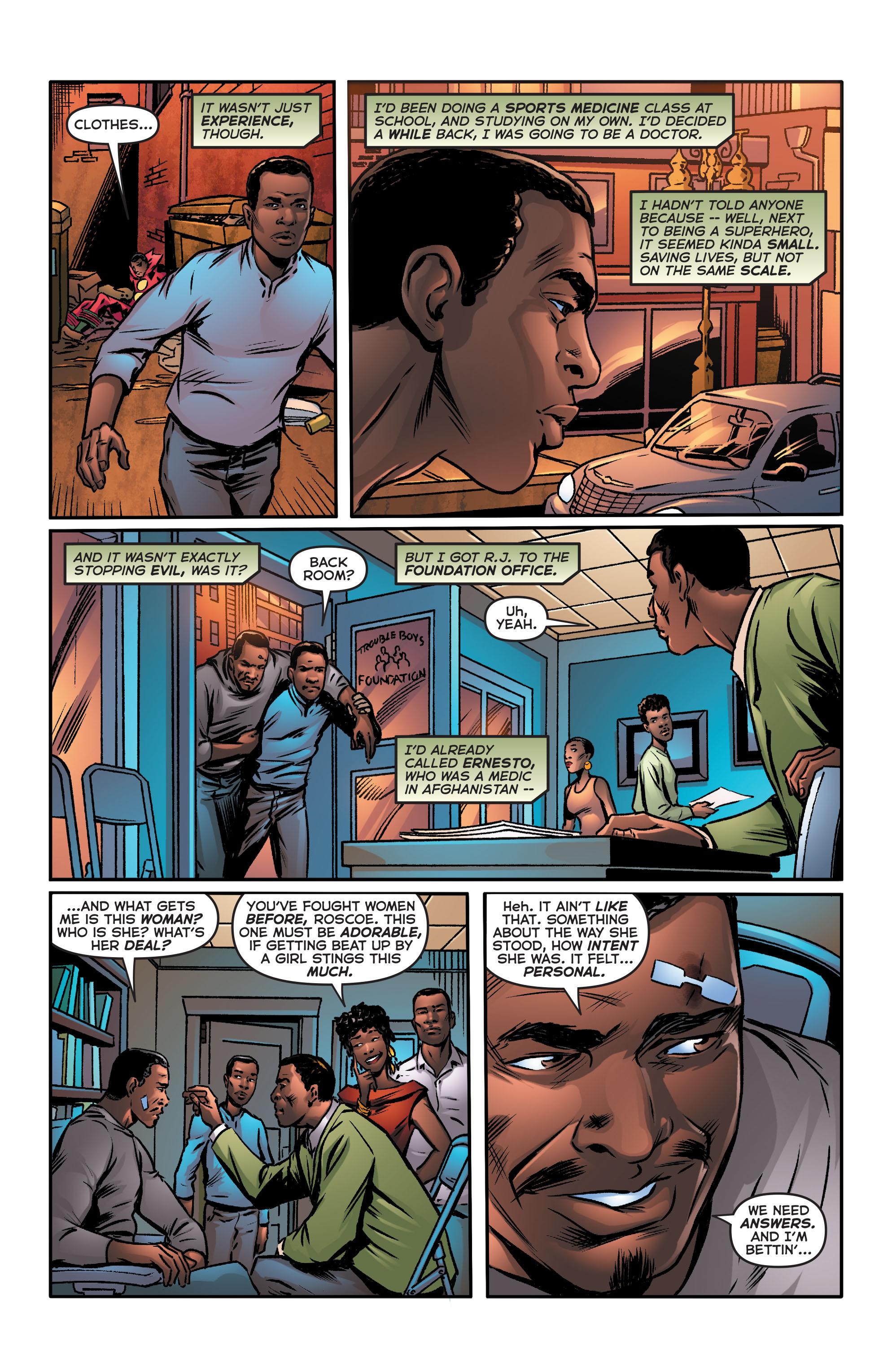 Read online Astro City comic -  Issue #36 - 17