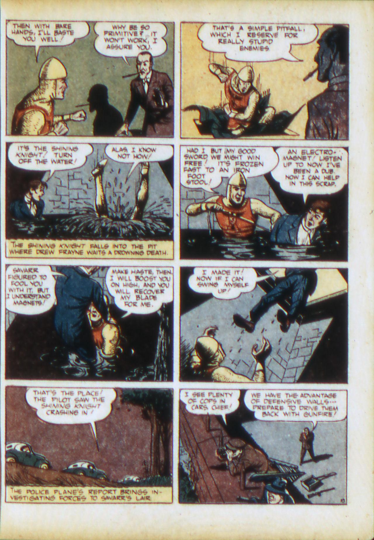 Read online Adventure Comics (1938) comic -  Issue #71 - 28