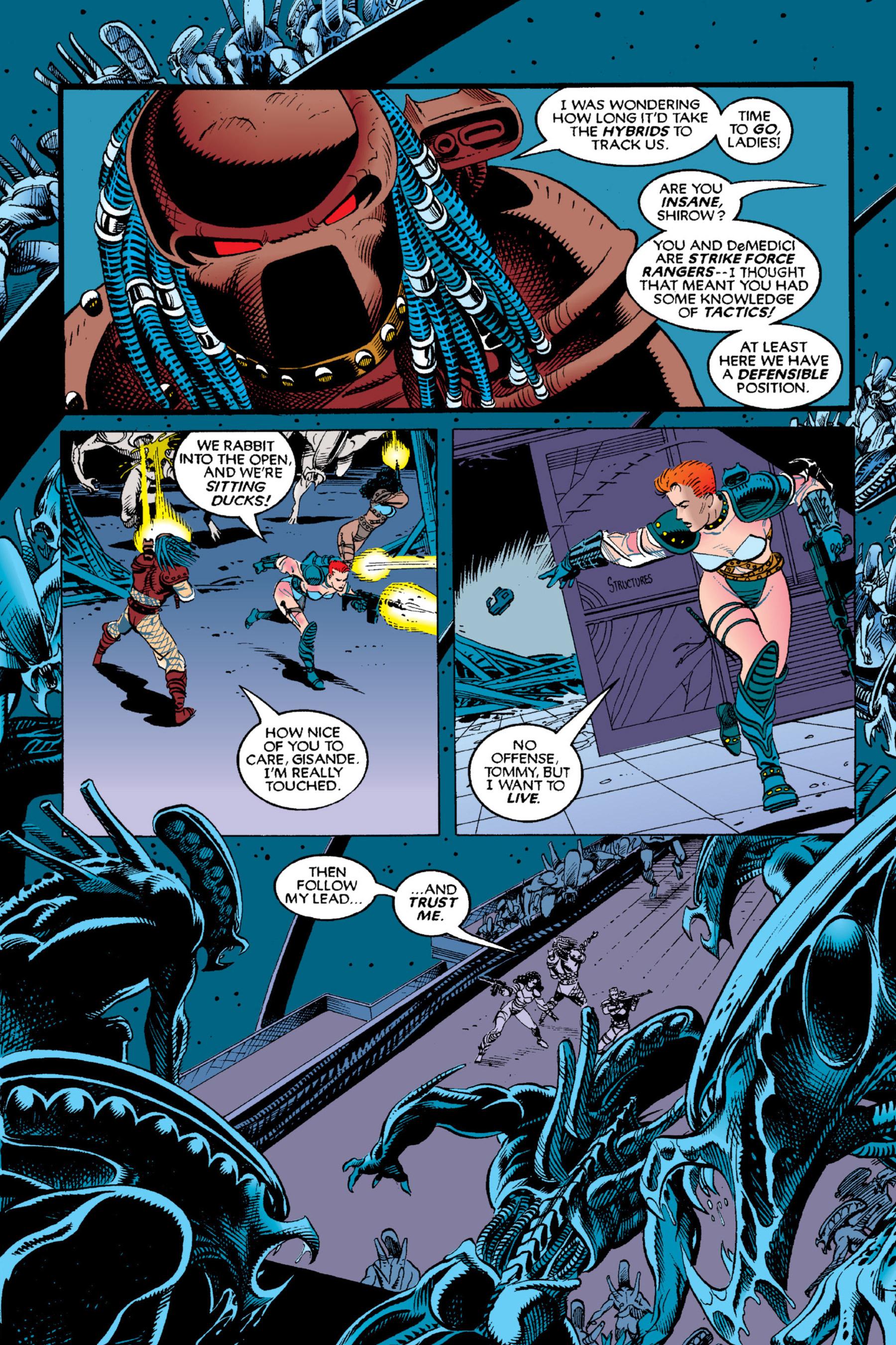 Read online Aliens vs. Predator Omnibus comic -  Issue # _TPB 2 Part 3 - 60
