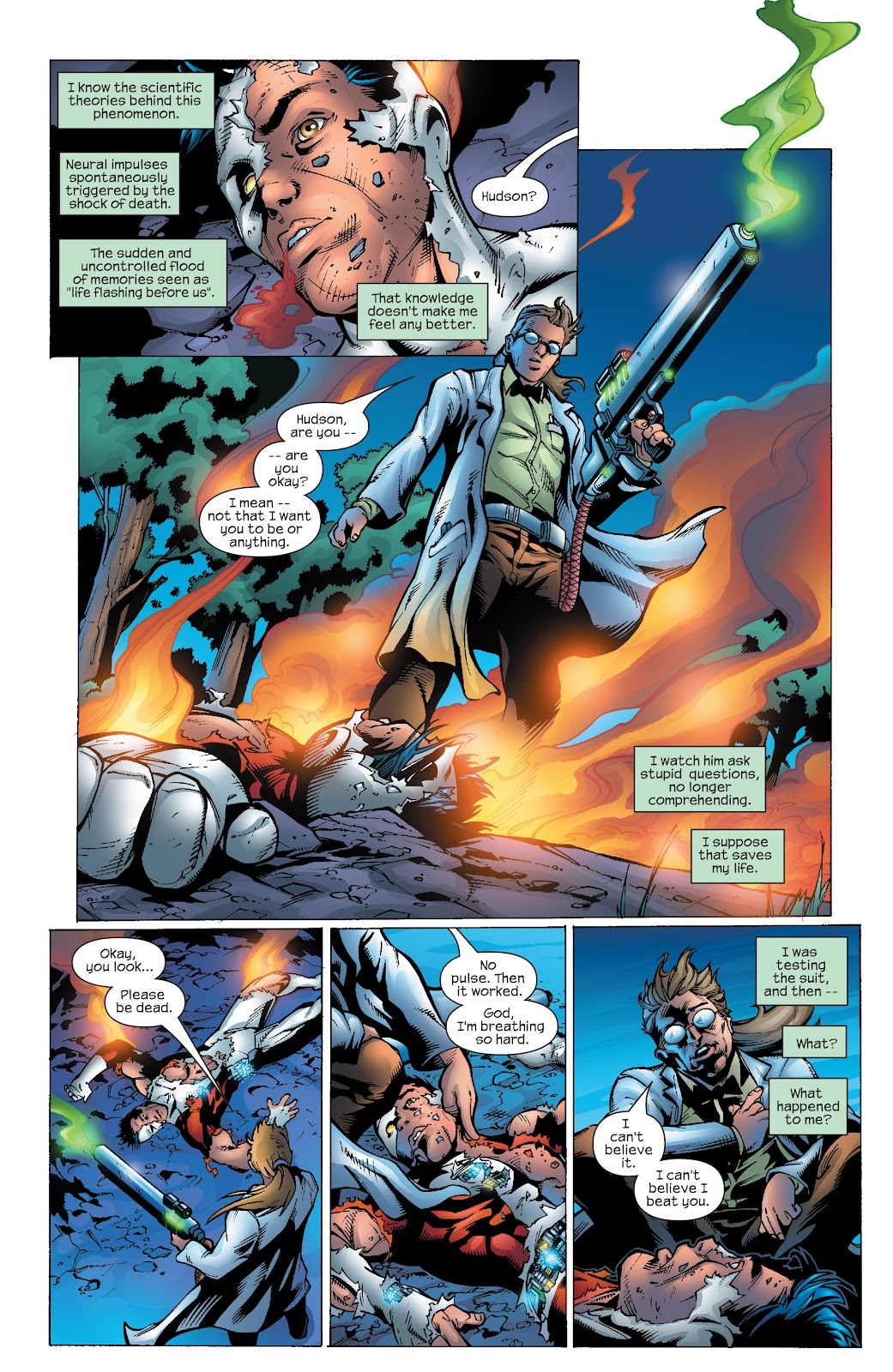 Read online X-Men: Unstoppable comic -  Issue # TPB (Part 3) - 90