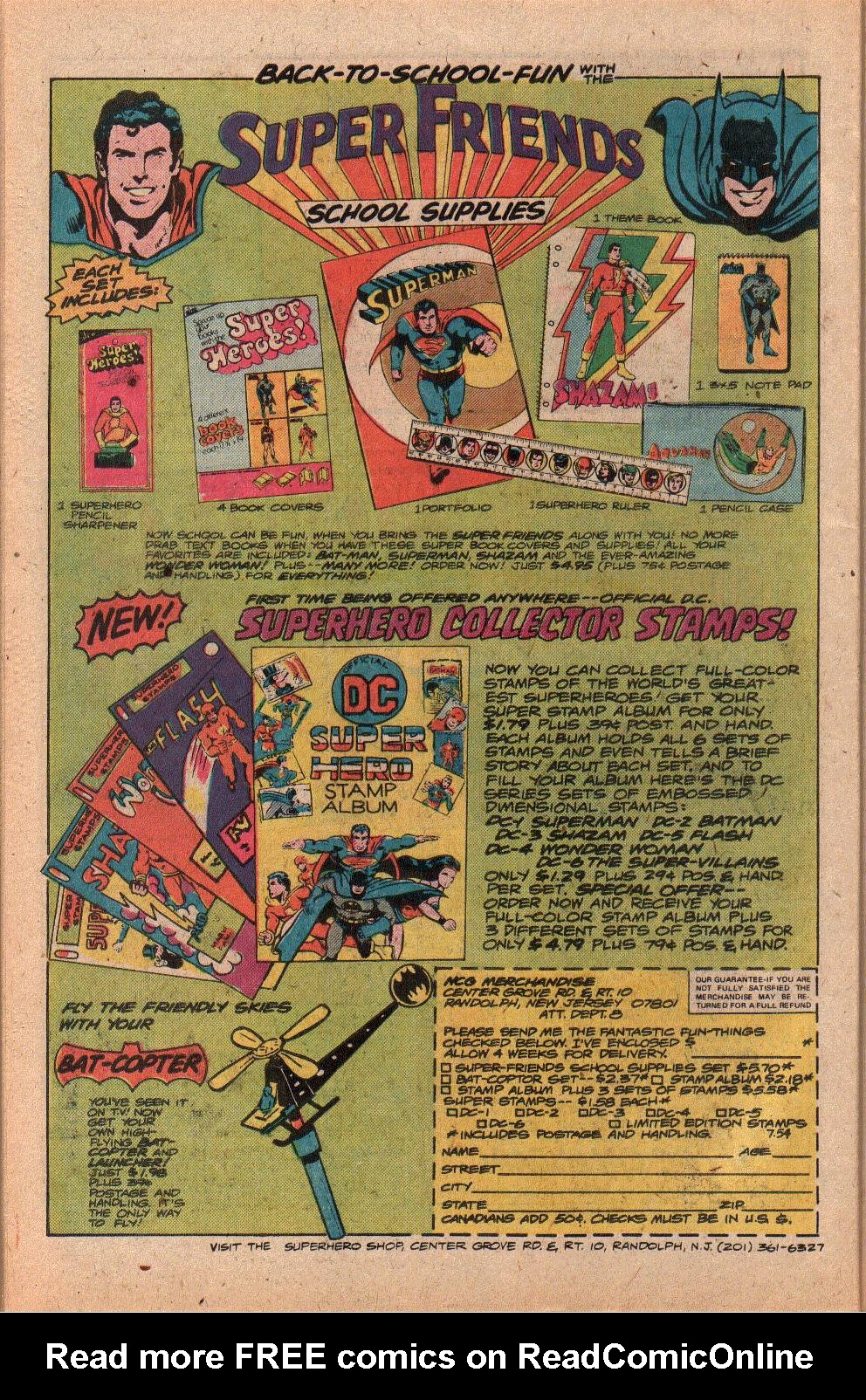 Read online Shazam! (1973) comic -  Issue #26 - 30