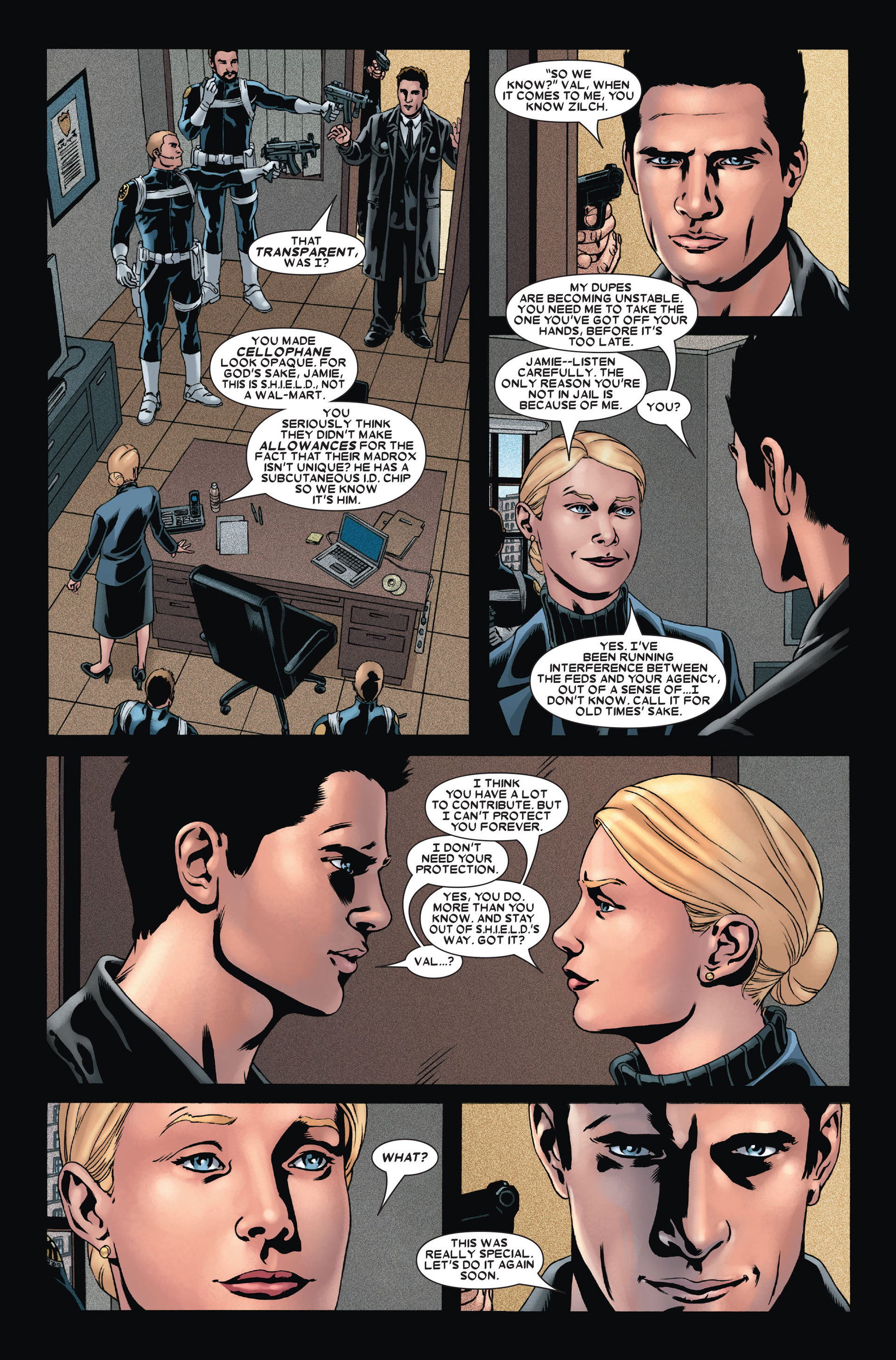 Read online X-Factor (2006) comic -  Issue #14 - 22