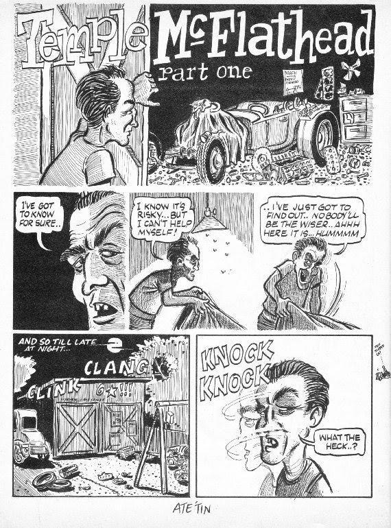 Drag Cartoons issue 6 - Page 18