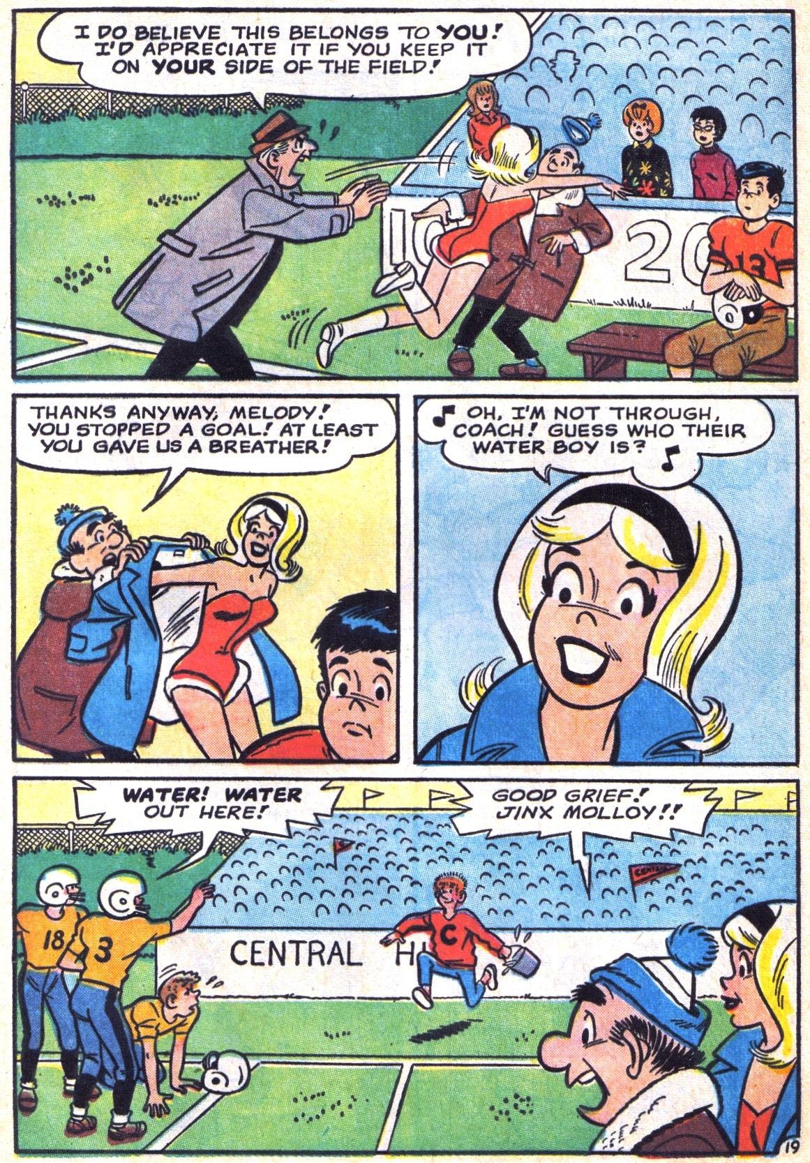 Read online She's Josie comic -  Issue #10 - 24
