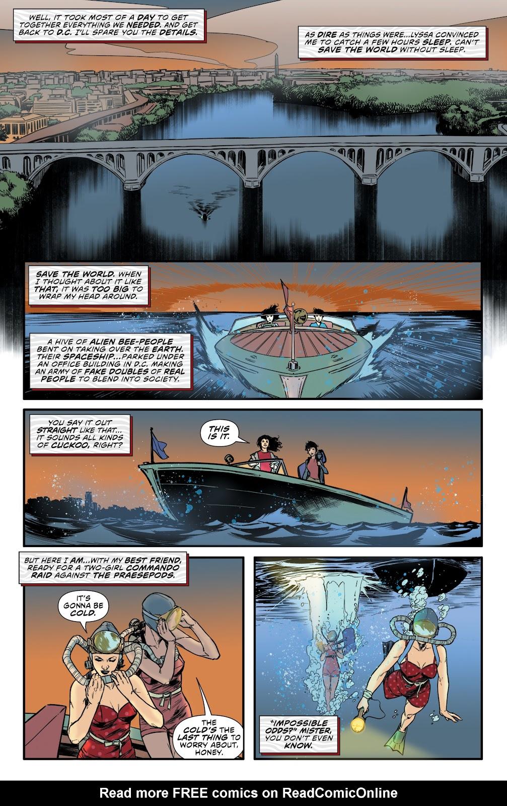 Read online Bettie Page: Unbound comic -  Issue #10 - 7