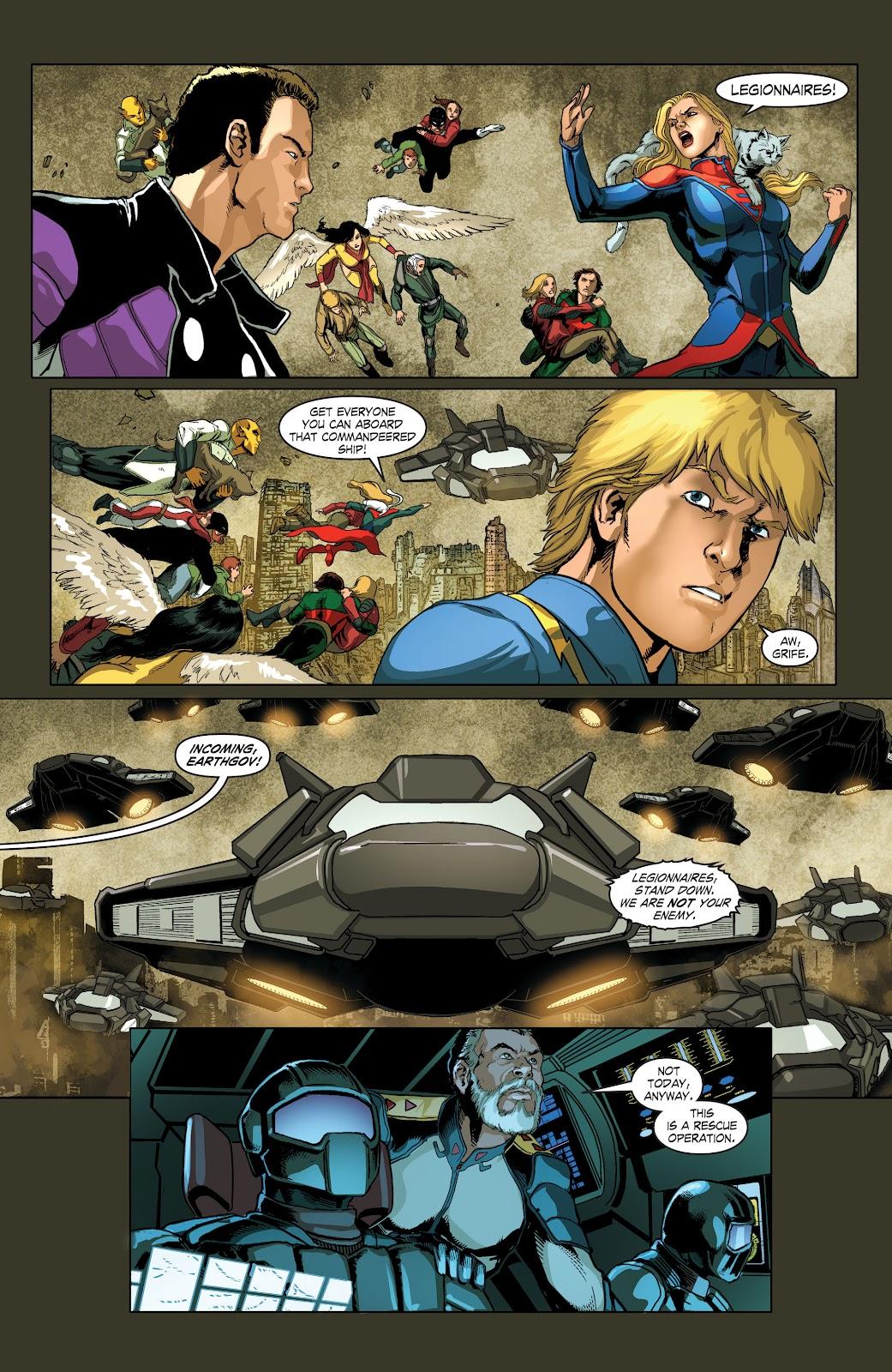 Read online Smallville Season 11 [II] comic -  Issue # TPB 4 - 92