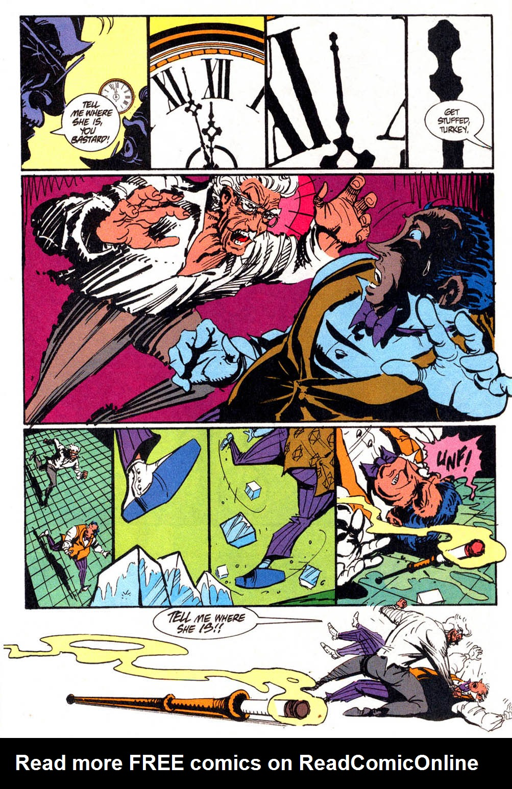 Read online Showcase '94 comic -  Issue #7 - 13