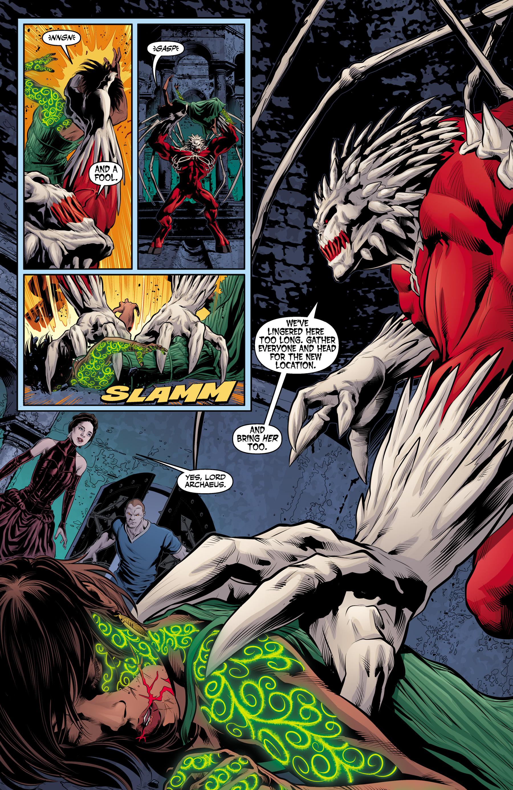 Read online Angel & Faith Season 10 comic -  Issue #20 - 20