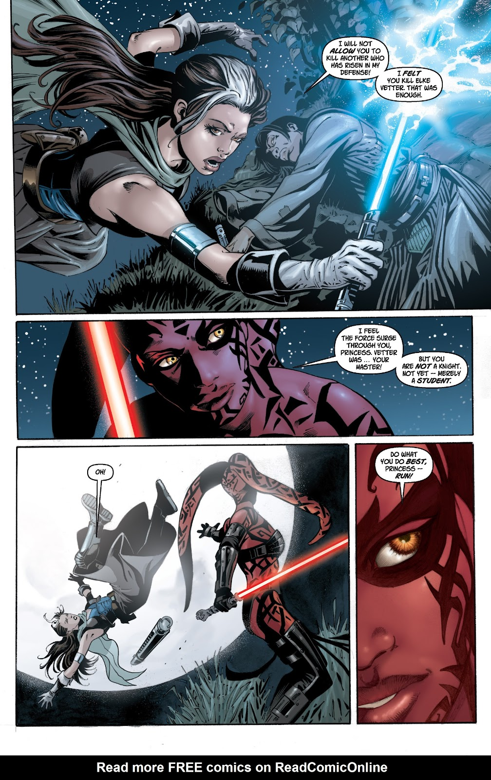 Read online Star Wars Legends: Legacy - Epic Collection comic -  Issue # TPB 1 (Part 1) - 92