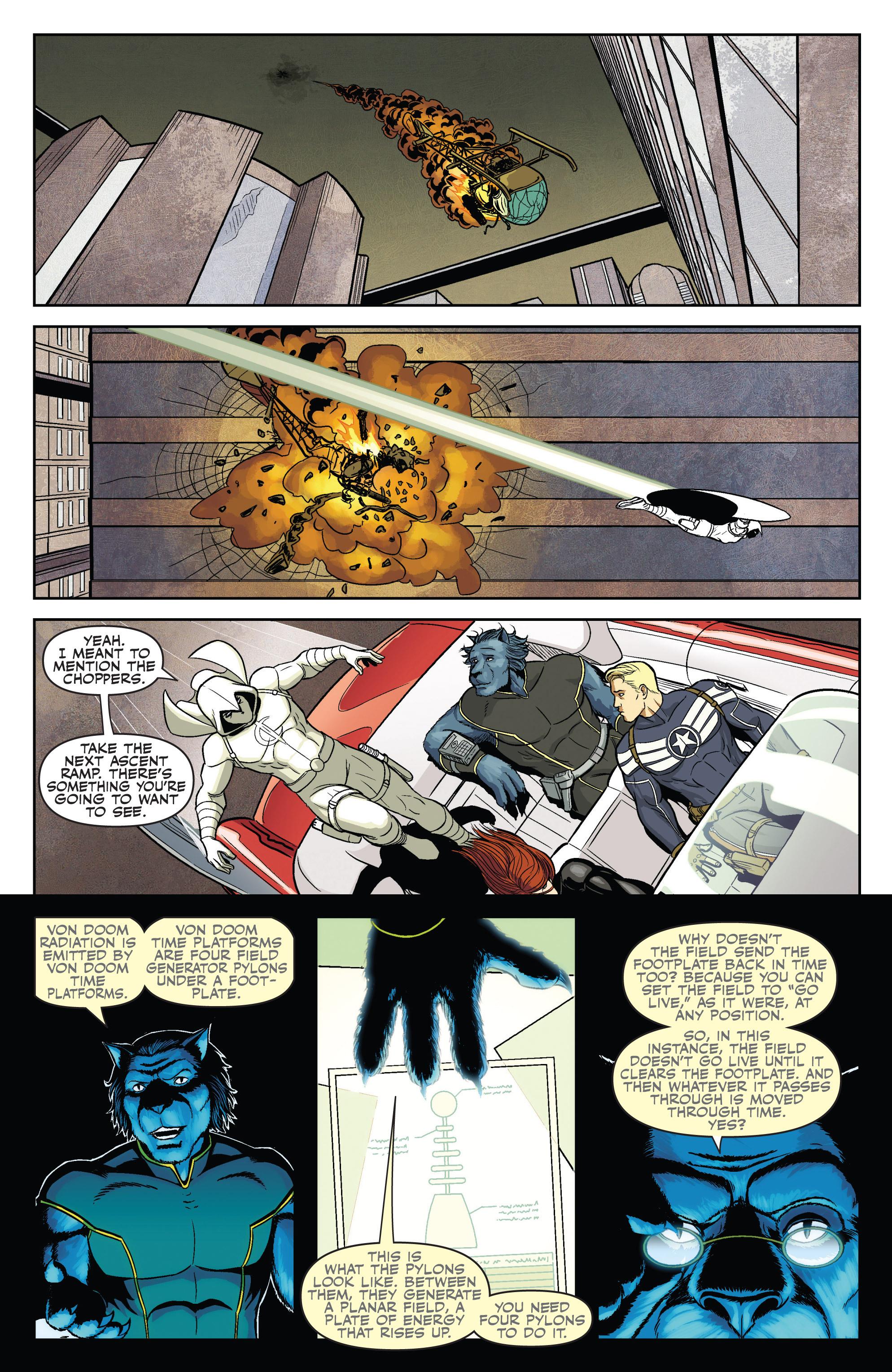 Read online Secret Avengers (2010) comic -  Issue #16 - 15