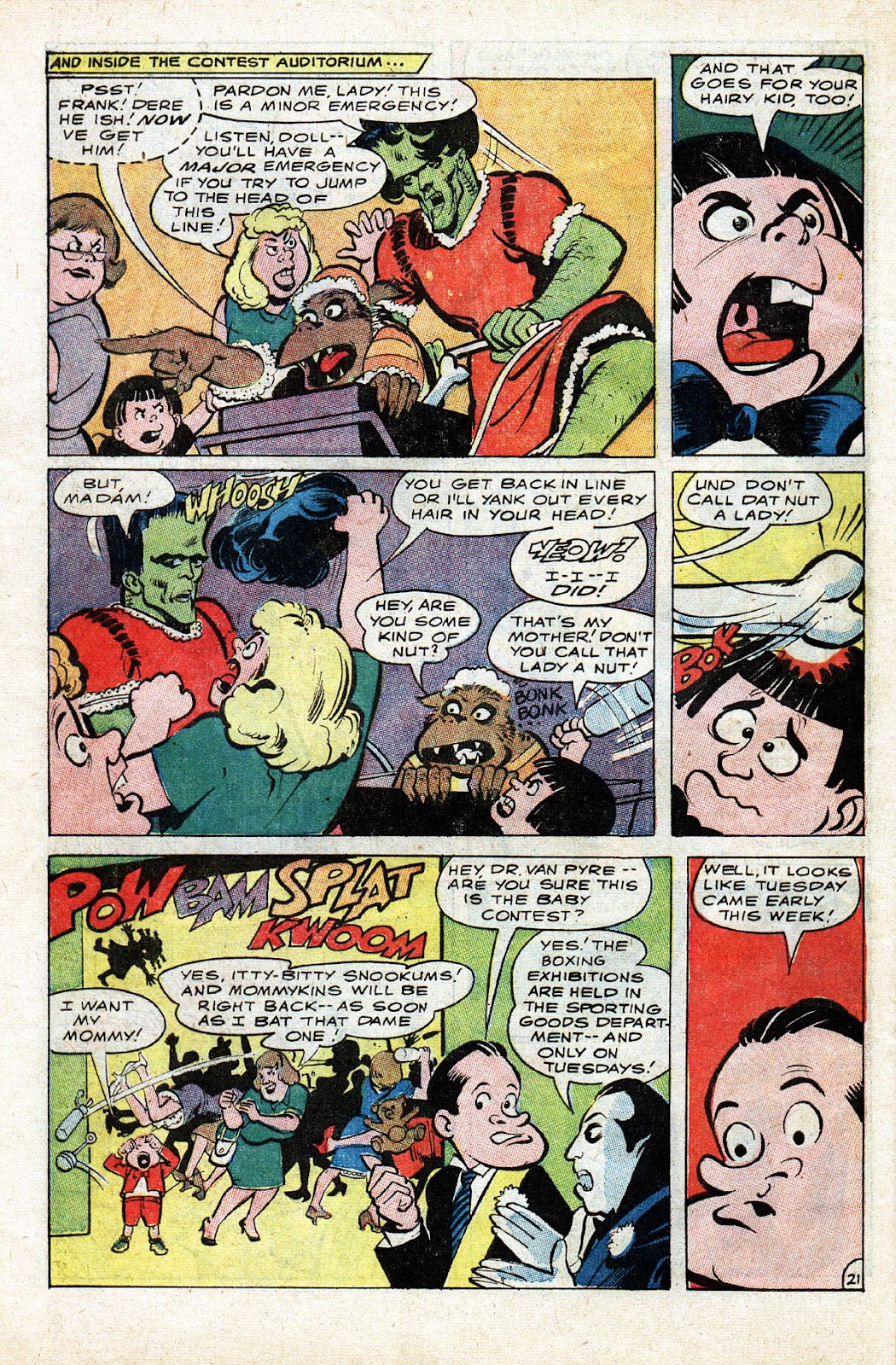 The Adventures of Bob Hope issue 106 - Page 28