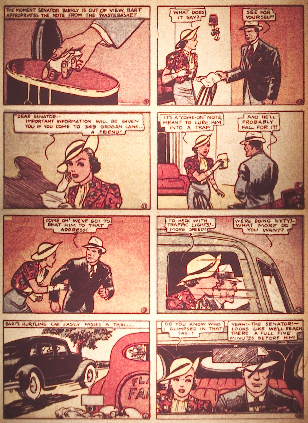 Detective Comics (1937) 20 Page 22