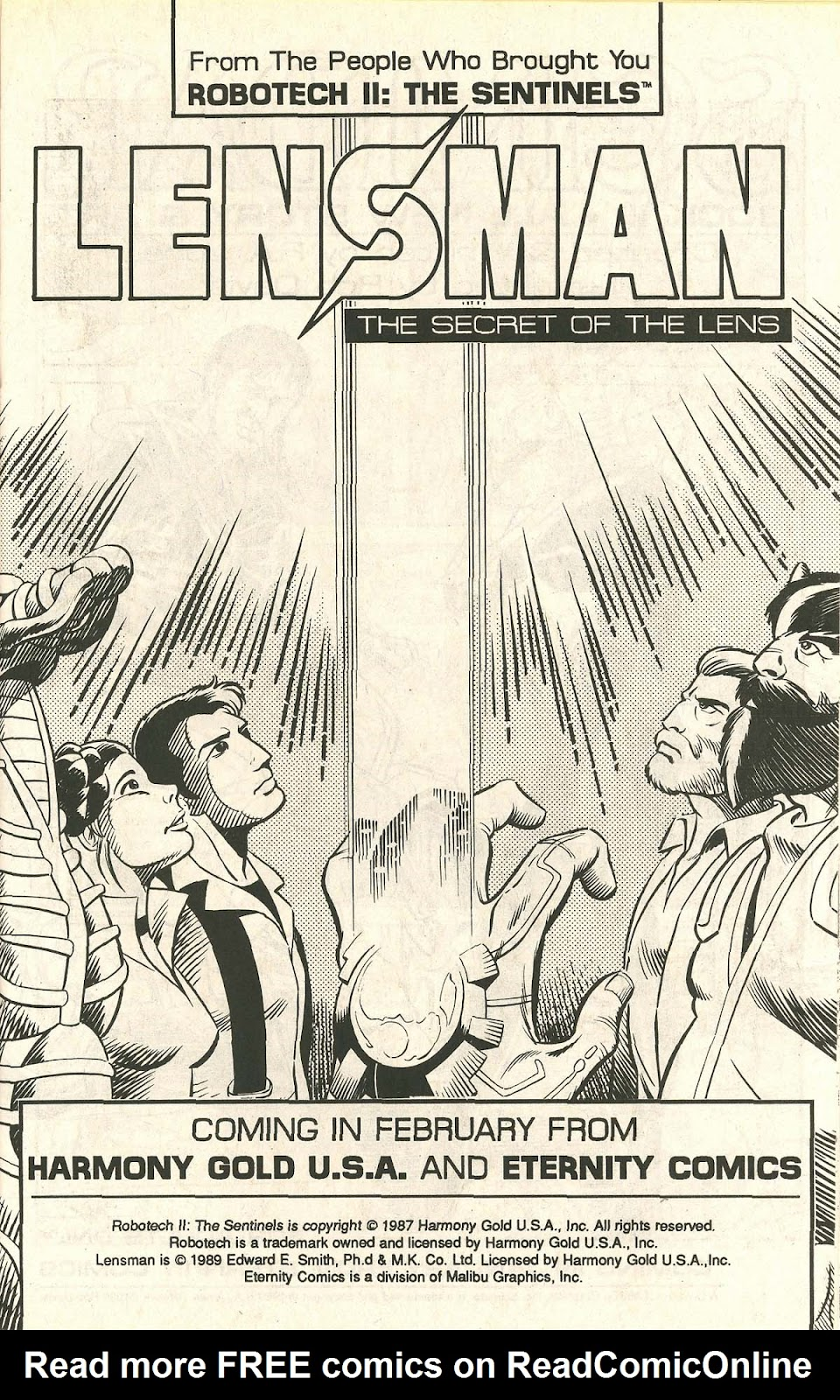 Dinosaurs For Hire (1988) issue 9 - Page 21