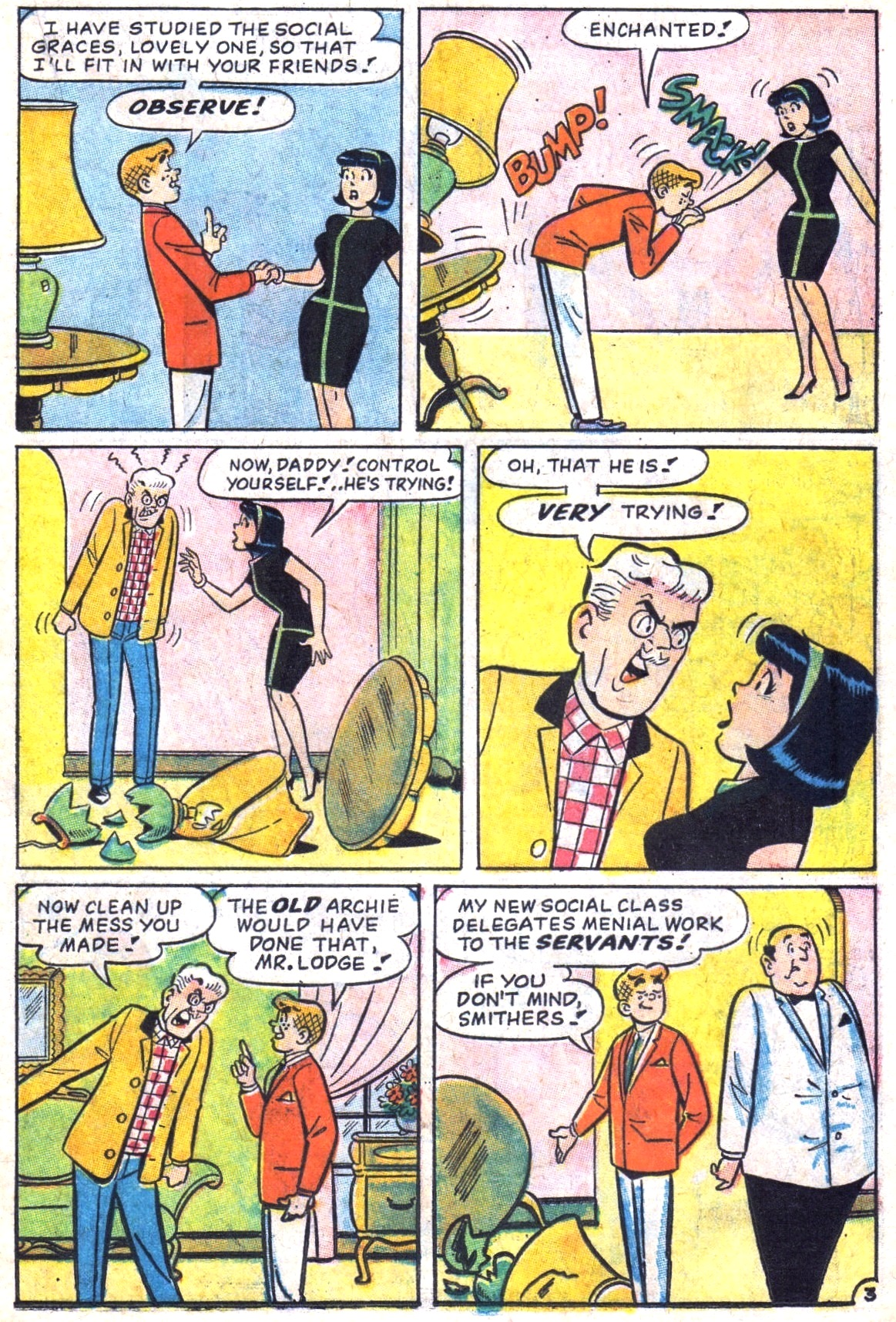 Read online Archie (1960) comic -  Issue #173 - 15