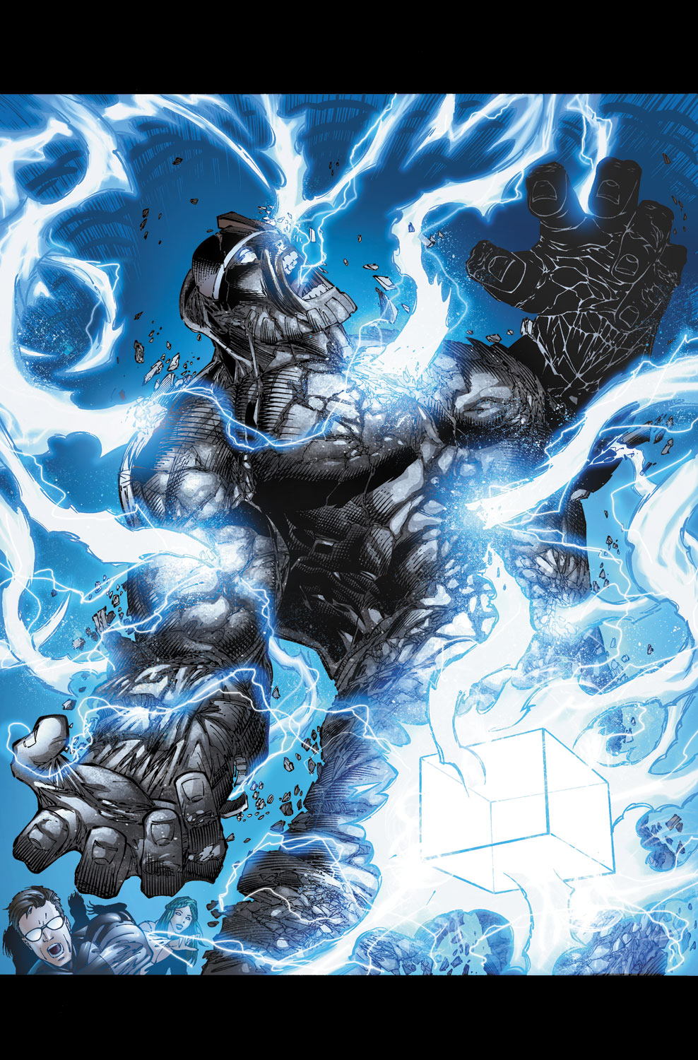 Read online Ultimate Fantastic Four (2004) comic -  Issue #53 - 19