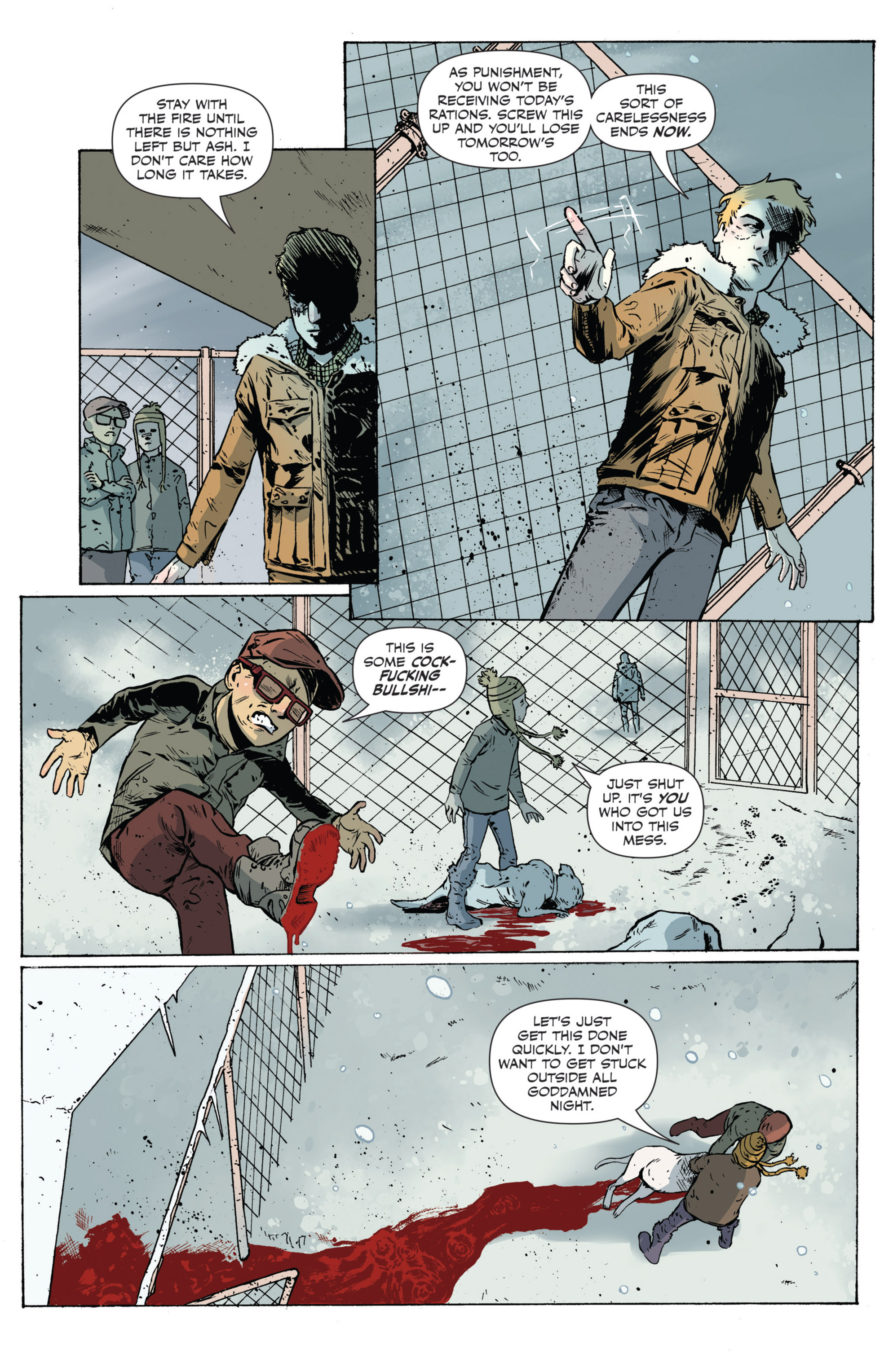 Read online Sheltered comic -  Issue #5 - 10