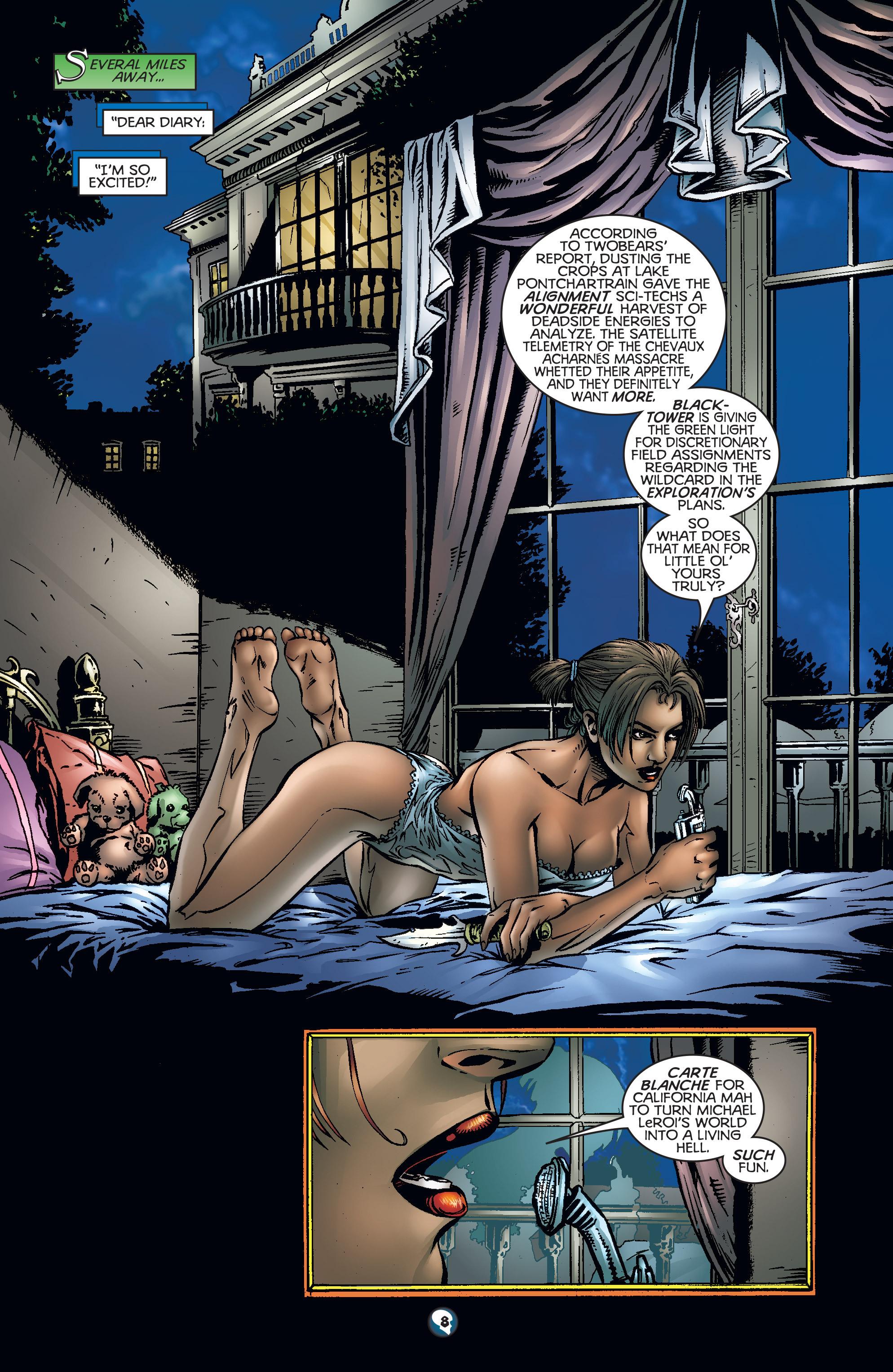 Read online Shadowman (1997) comic -  Issue #18 - 7
