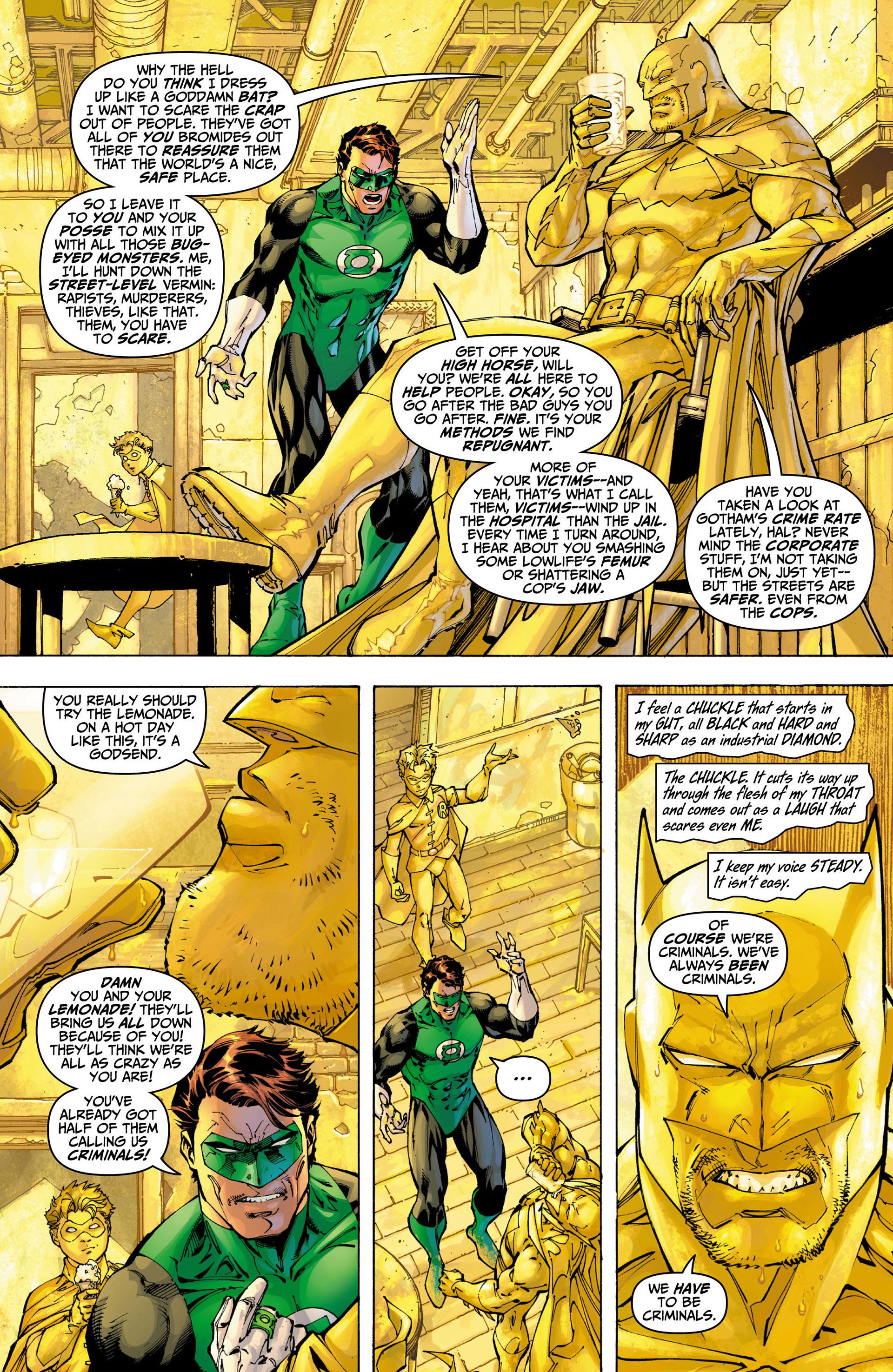 Read online All Star Batman & Robin, The Boy Wonder comic -  Issue #9 - 5