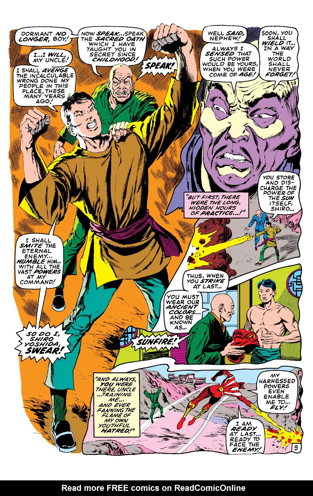 Uncanny X-Men (1963) issue 64 - Page 10
