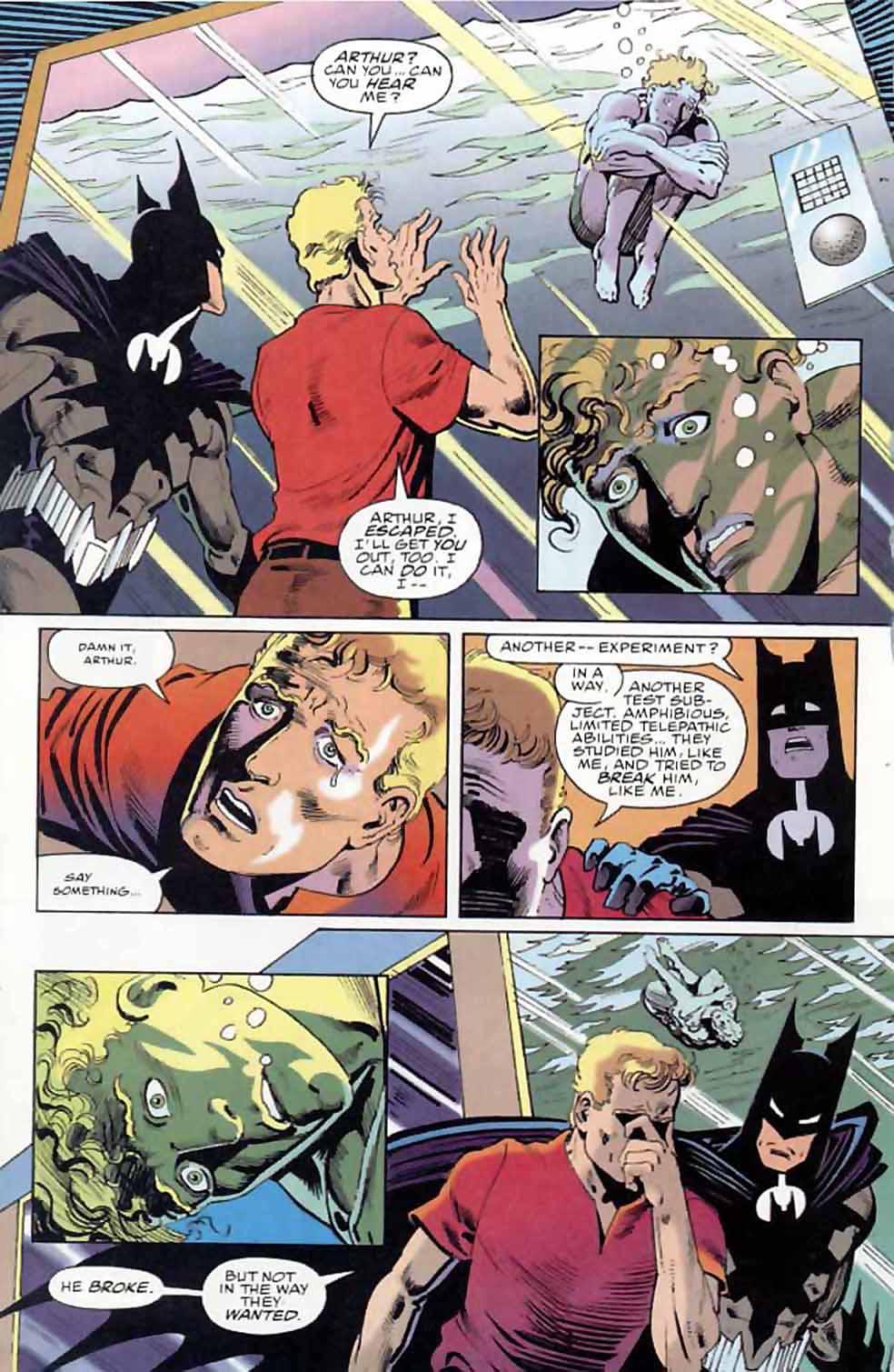 Read online Batman: Holy Terror comic -  Issue # Full - 29