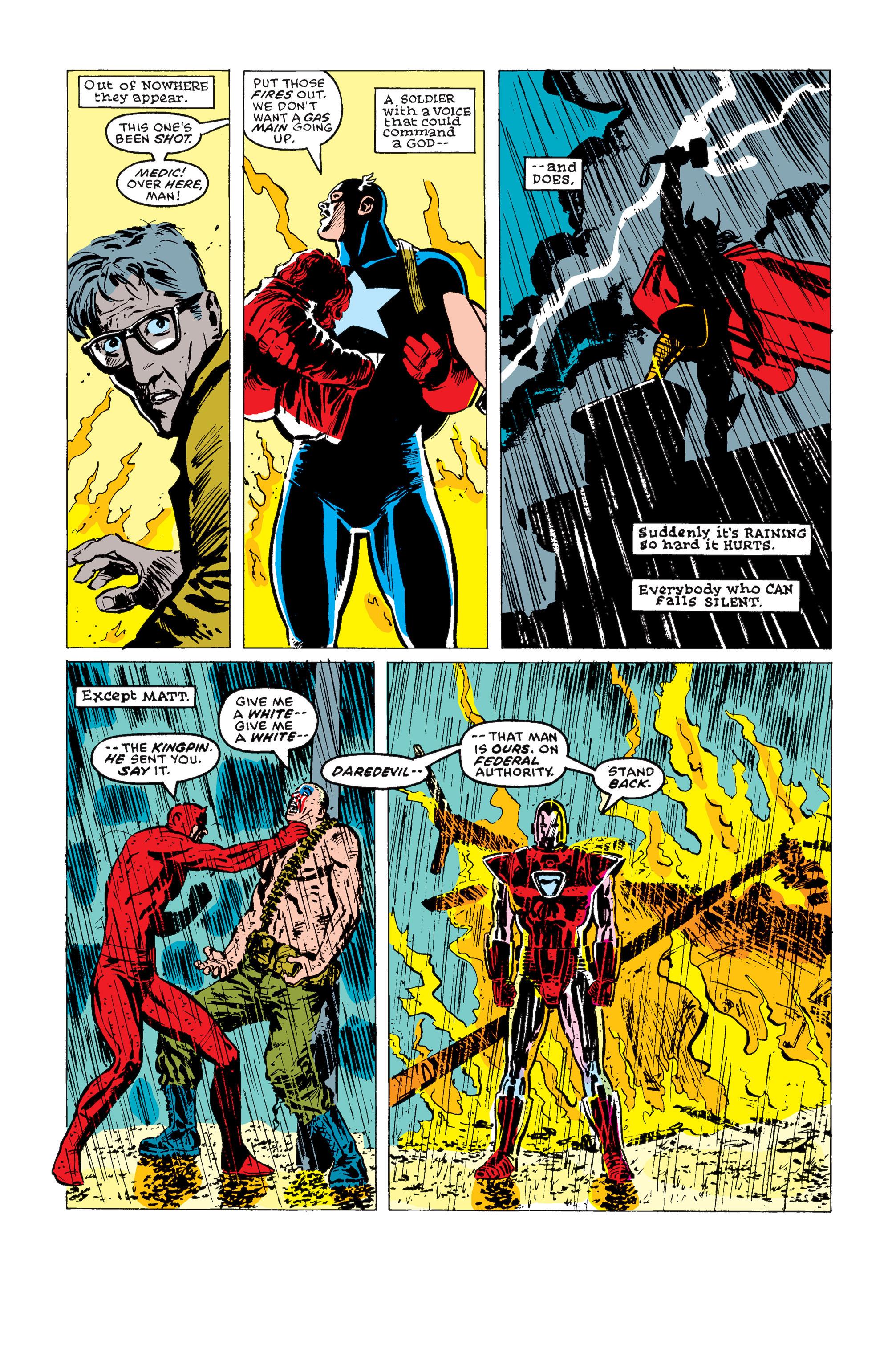Read online Daredevil: Born Again comic -  Issue # Full - 178