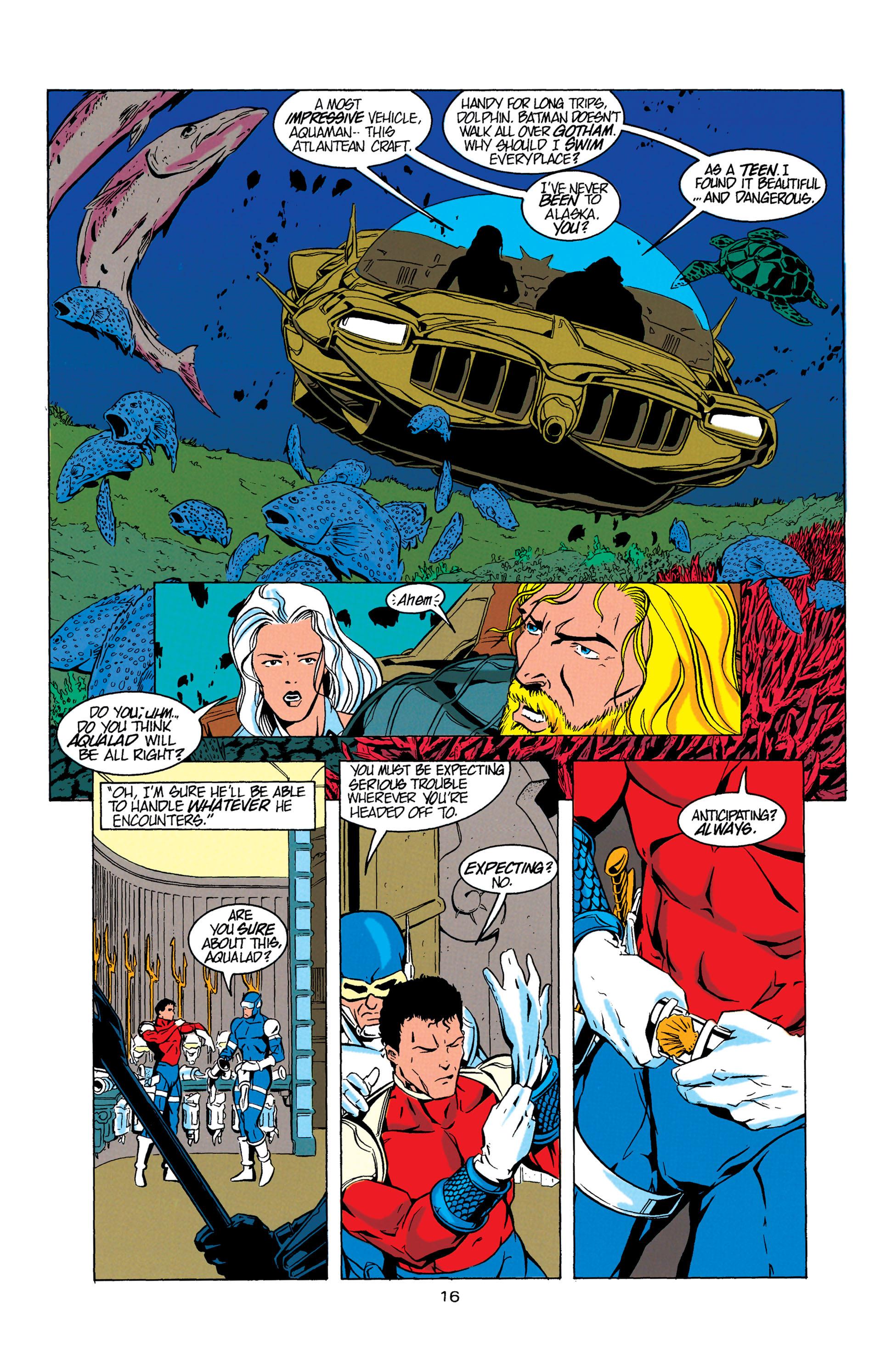 Read online Aquaman (1994) comic -  Issue #5 - 17
