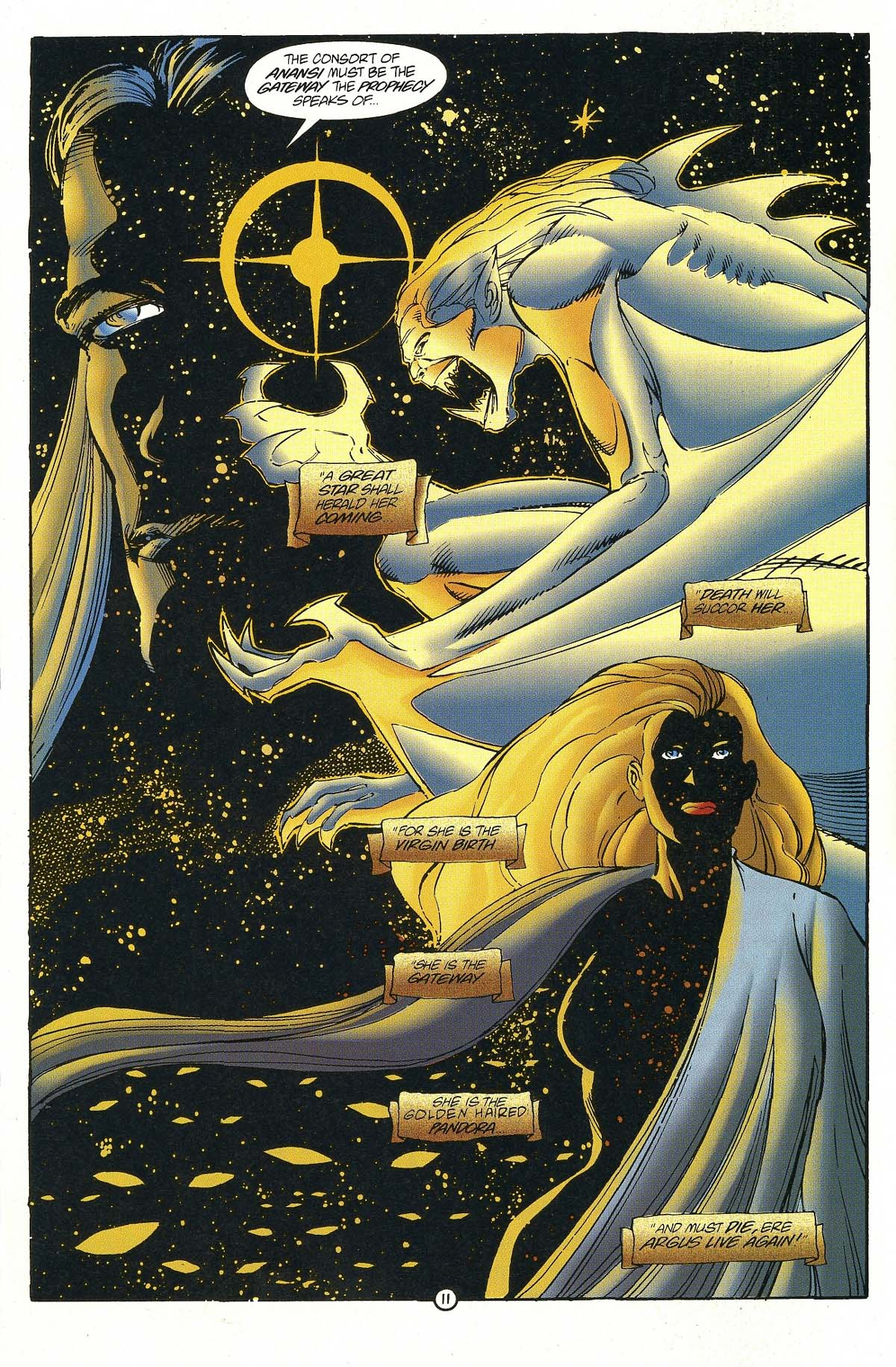 Read online Rune (1994) comic -  Issue #7 - 14
