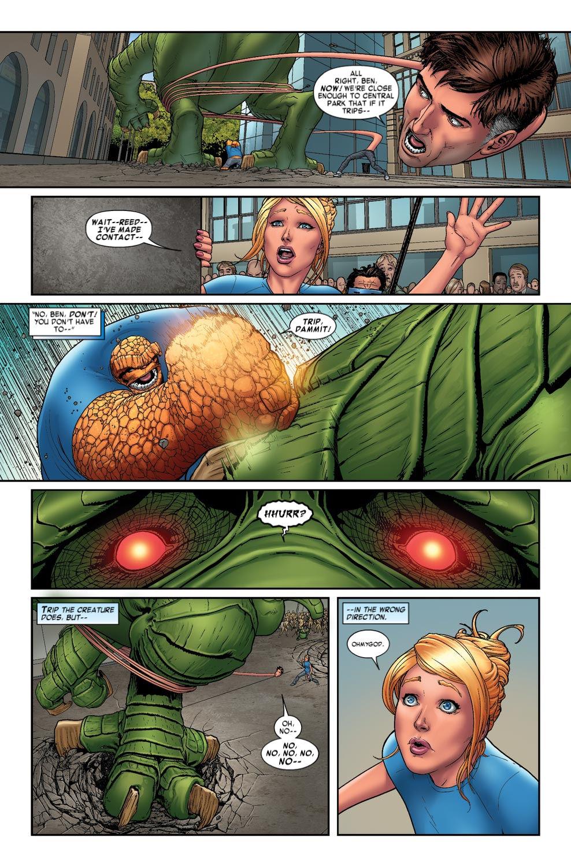 Read online Fantastic Four: Season One comic -  Issue # TPB - 51