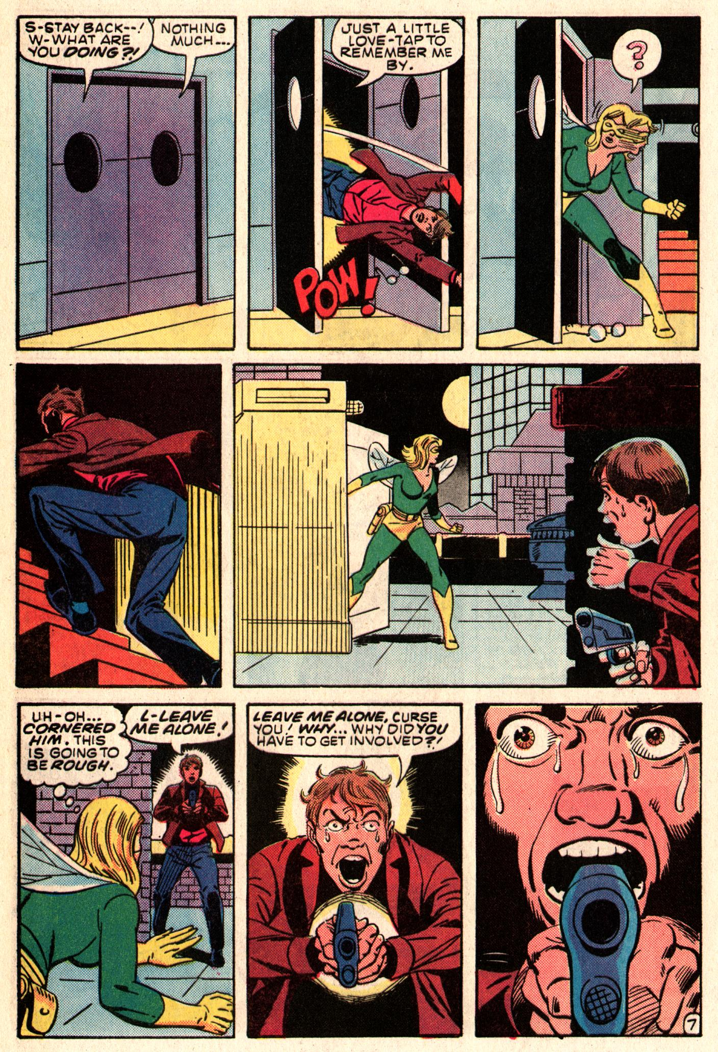 Read online The Fly (1983) comic -  Issue #3 - 27