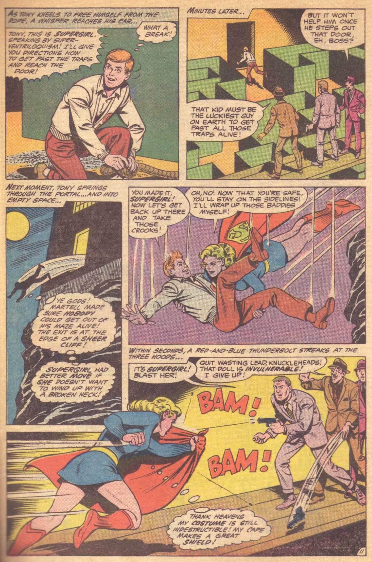 Read online Adventure Comics (1938) comic -  Issue #383 - 31