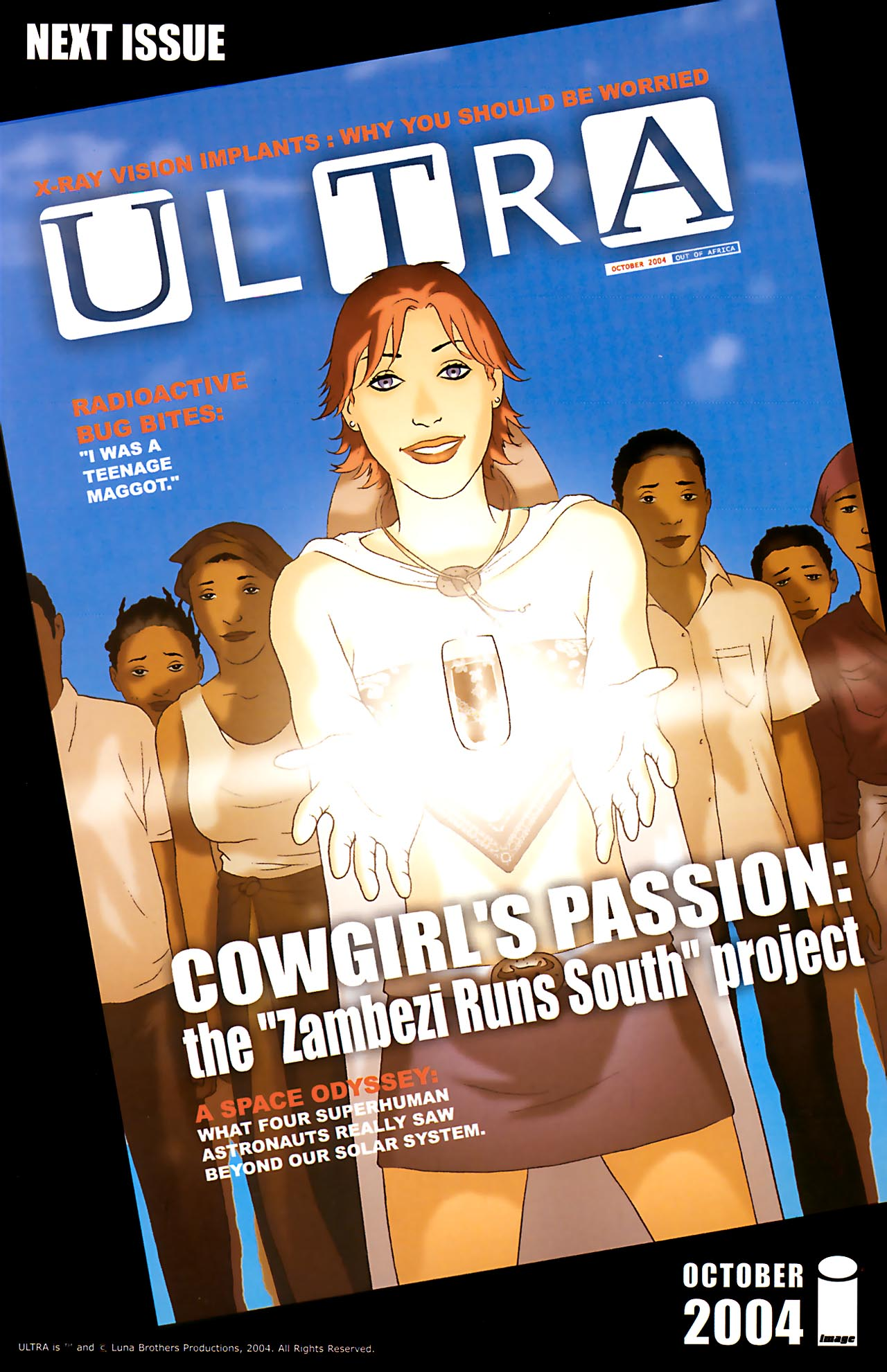 Read online Ultra comic -  Issue #2 - 31